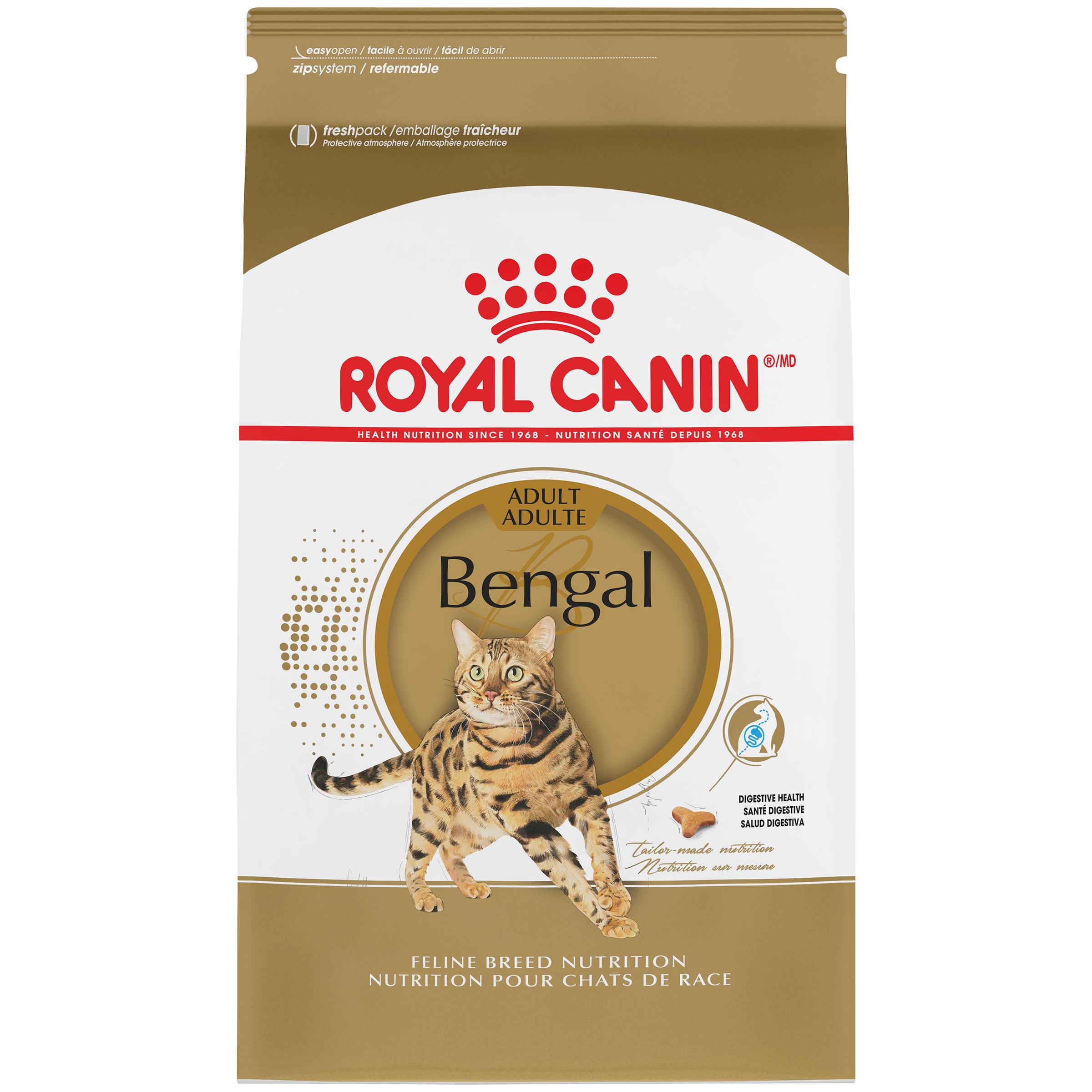 Bengal Dry Cat Food