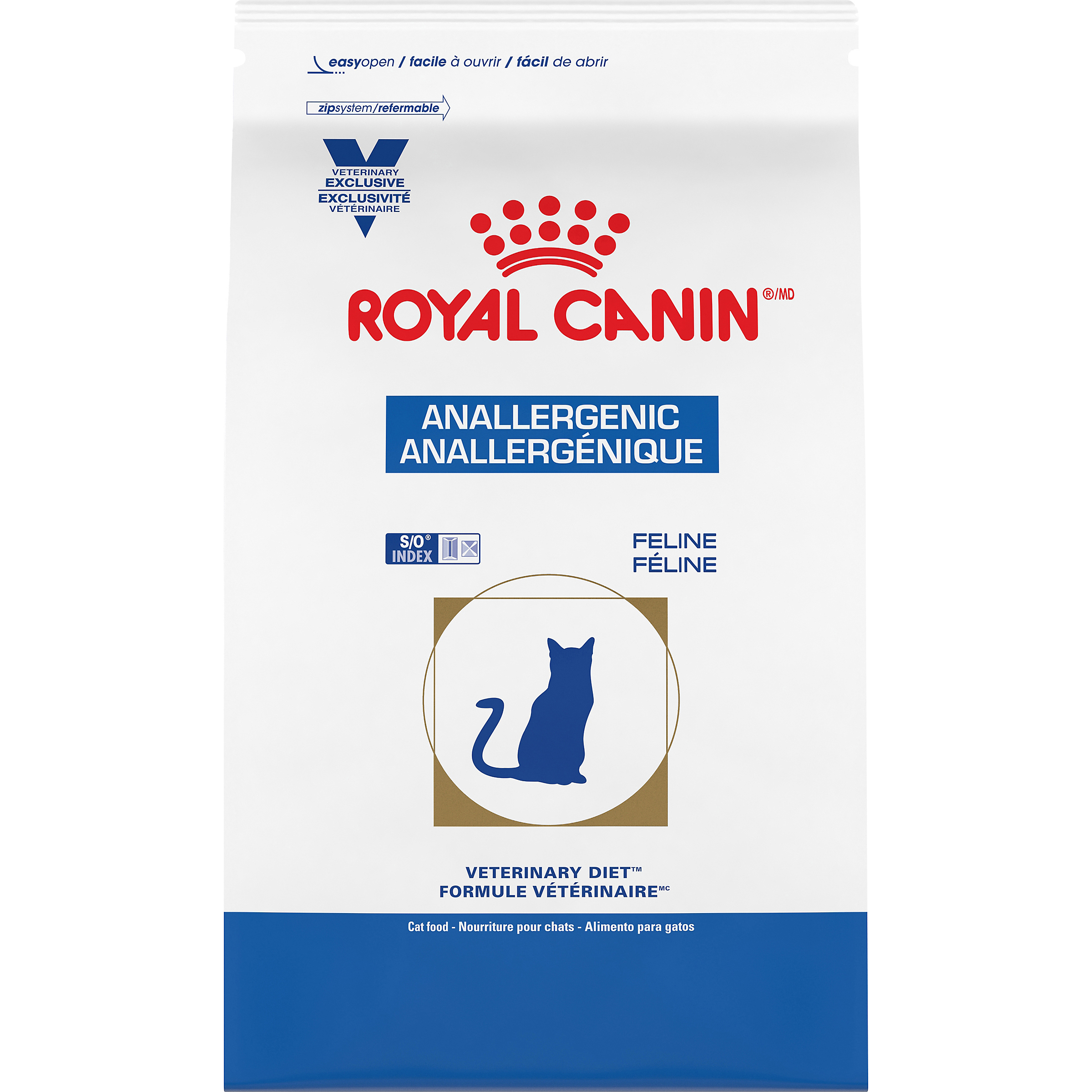 Feline Anallergenic® Dry Cat Food