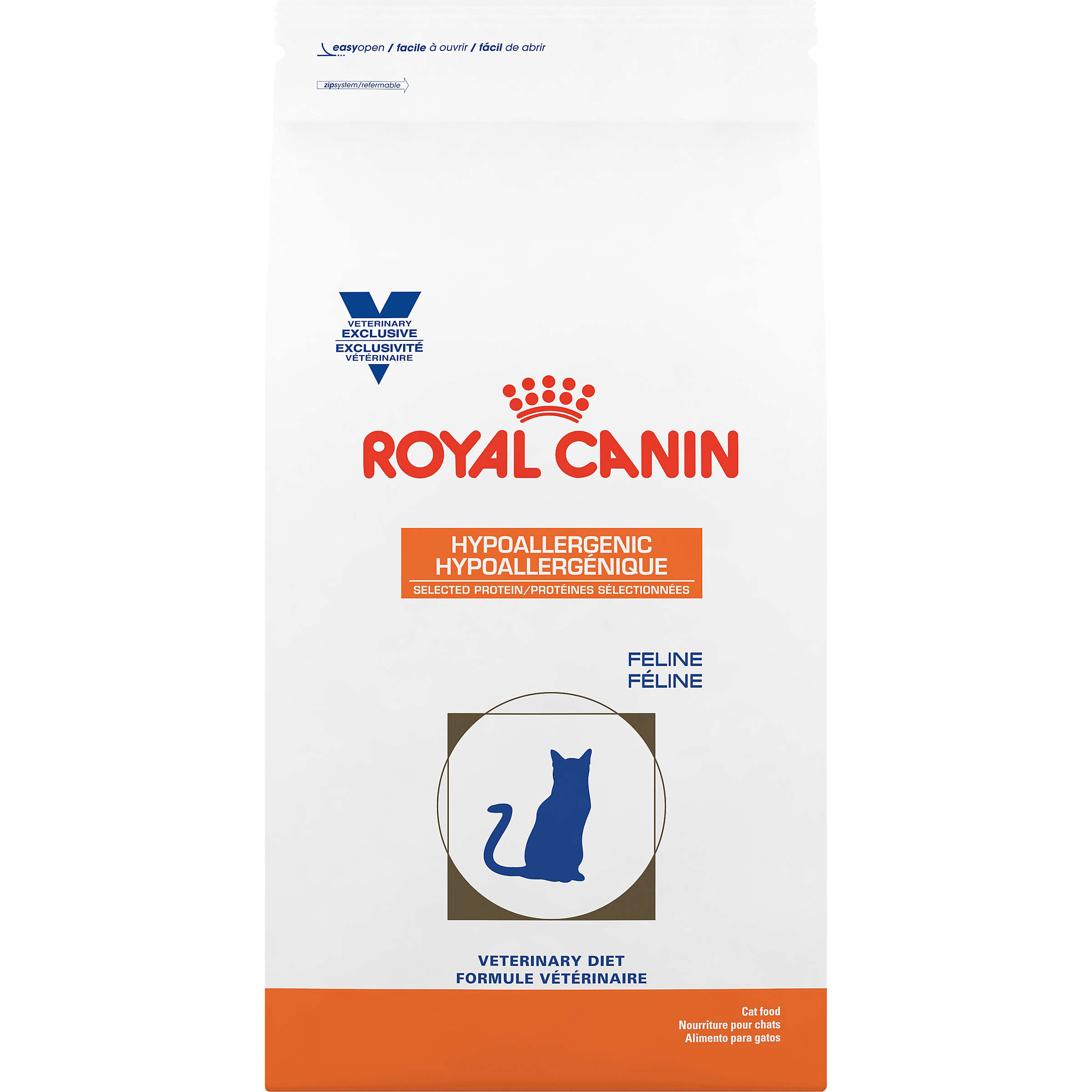 Royal Canin Veterinary Diet Feline Hypoallergenic Selected Protein Dry Cat Food
