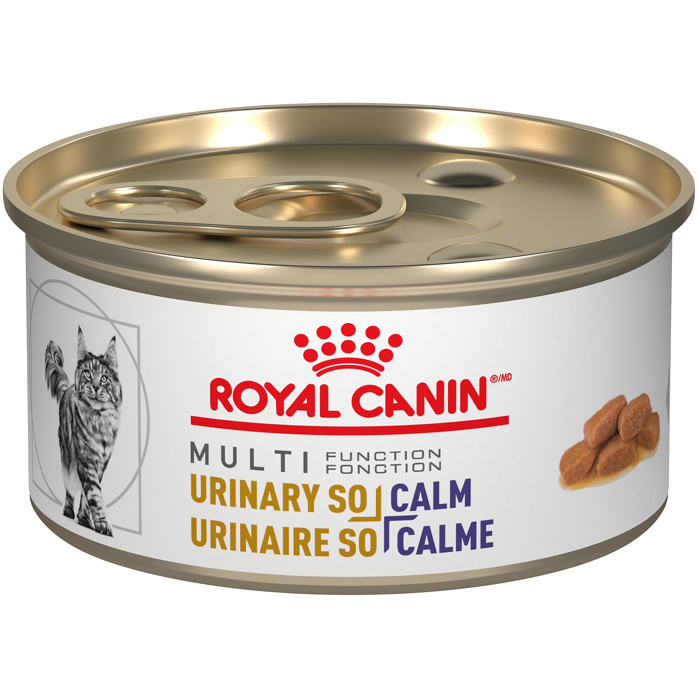 Feline Urinary SO® + Calm Canned Cat Food - Royal Canin