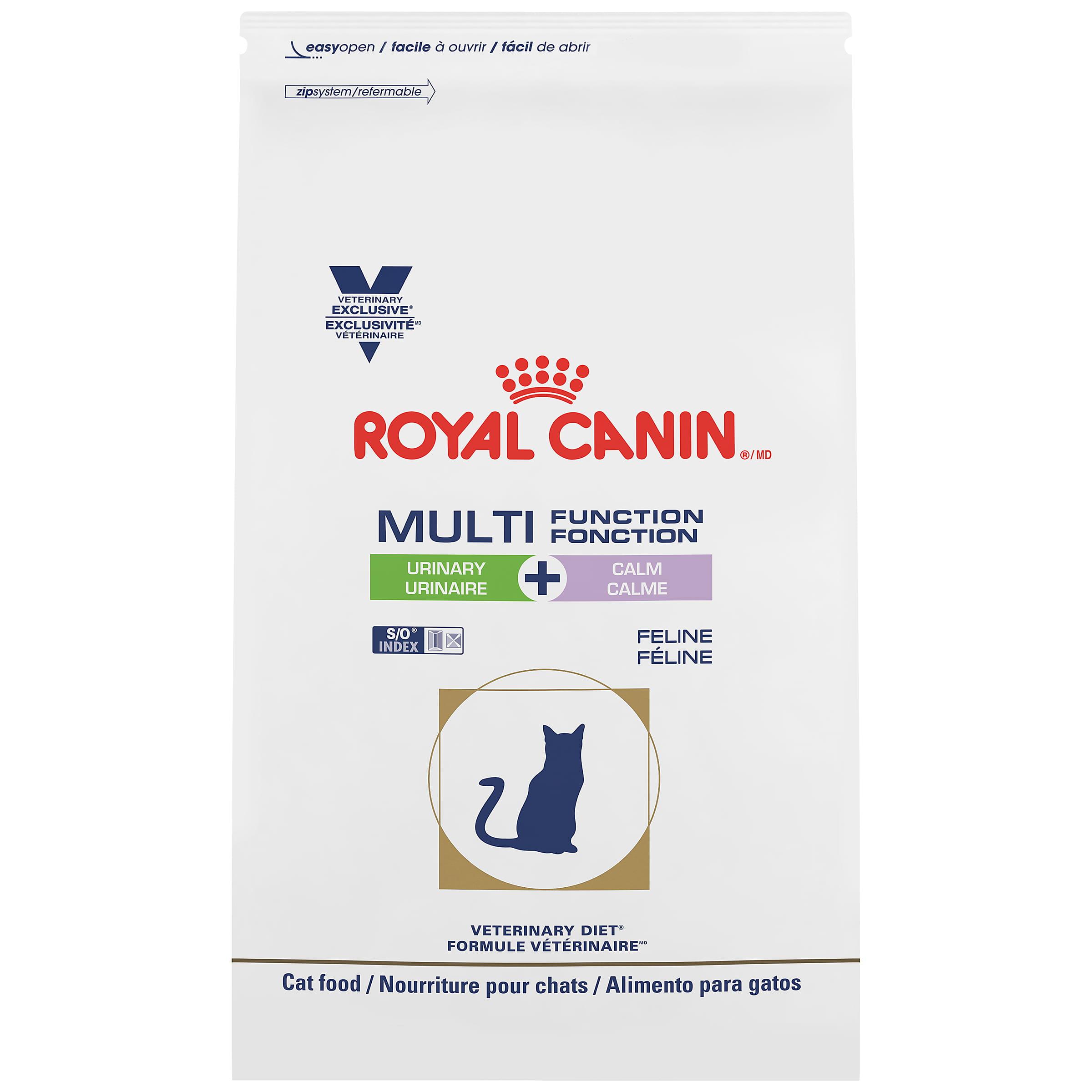 Royal Canin Veterinary Diet Feline Multifunction Urinary + Calm Dry Cat Food