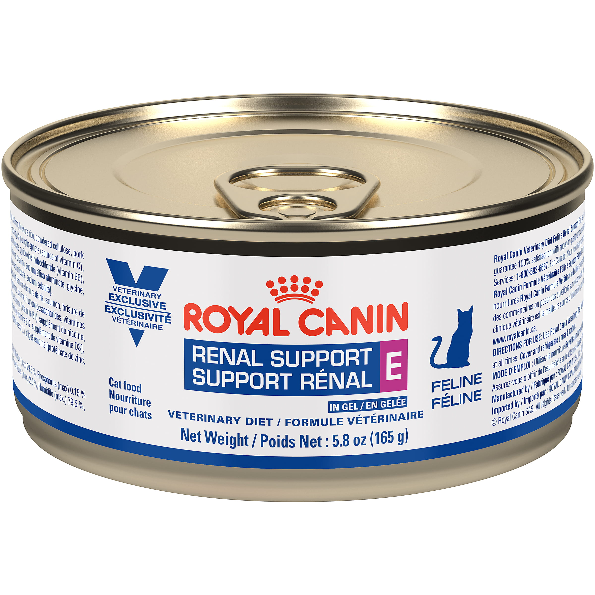 Feline Renal Support E Canned Cat Food