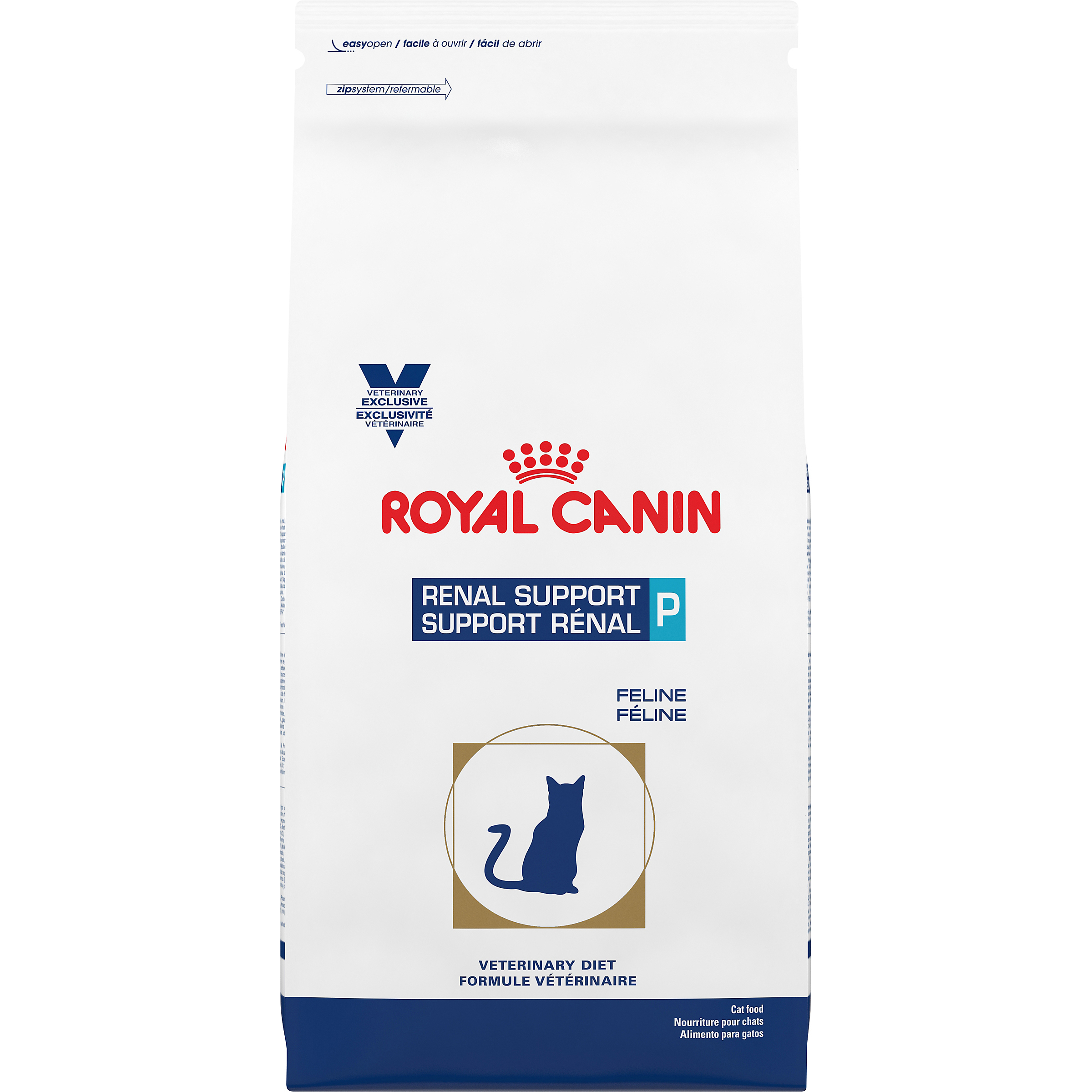 Royal Canin Veterinary Diet Feline Renal Support P Dry Cat Food
