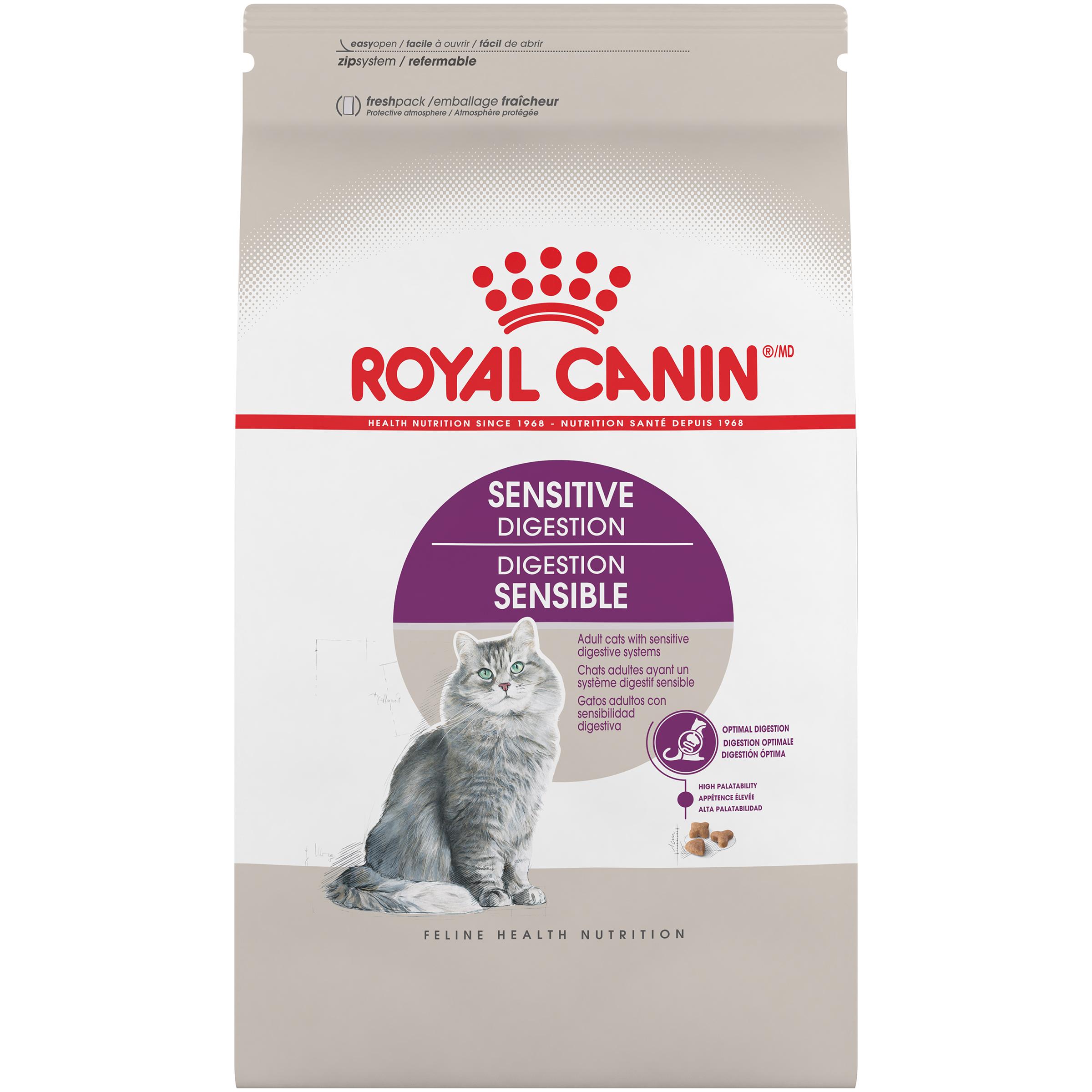 Sensitive Digestion Dry Adult Cat Food