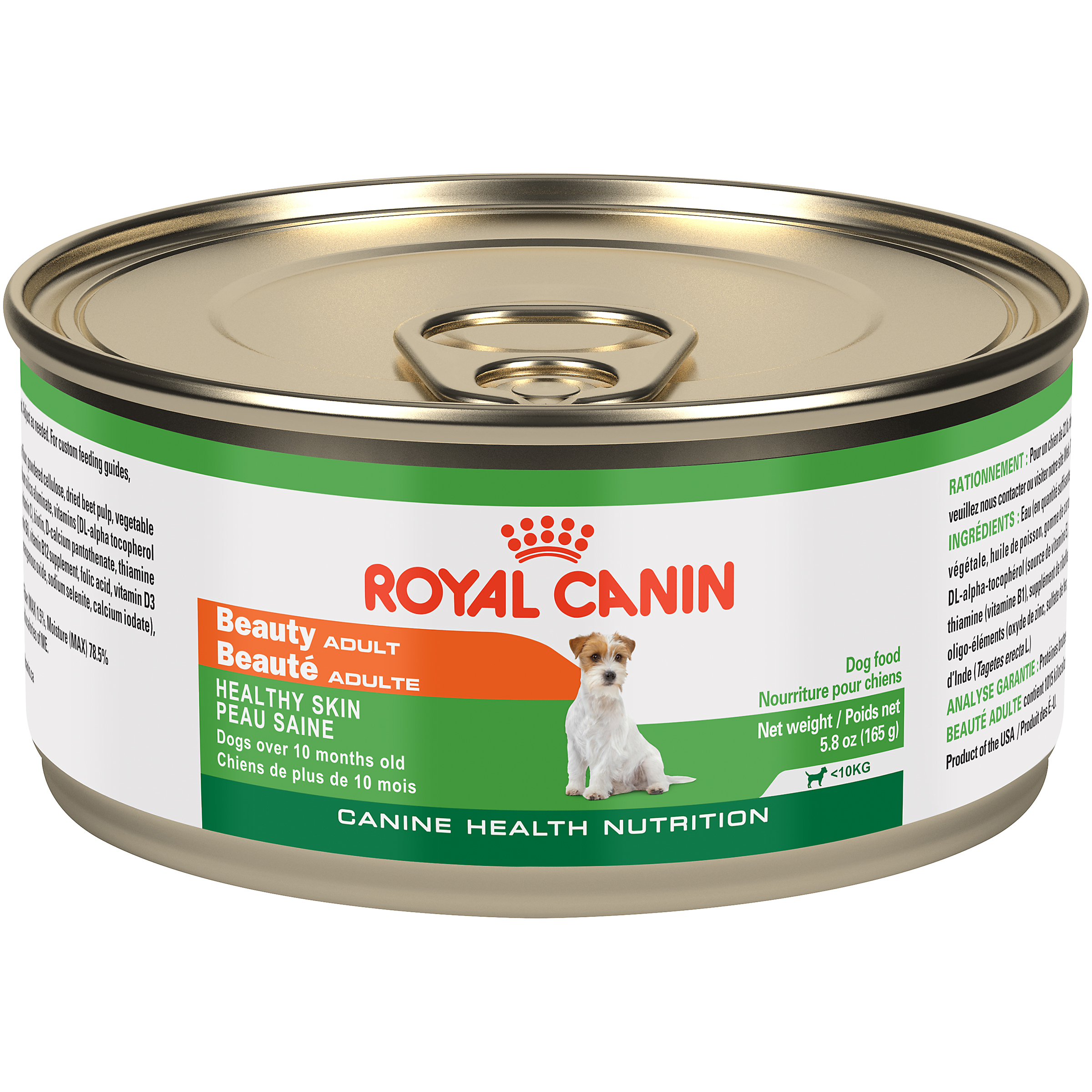 Royal Canin Canine Health Nutrition Adult Beauty Loaf Canned Dog Food