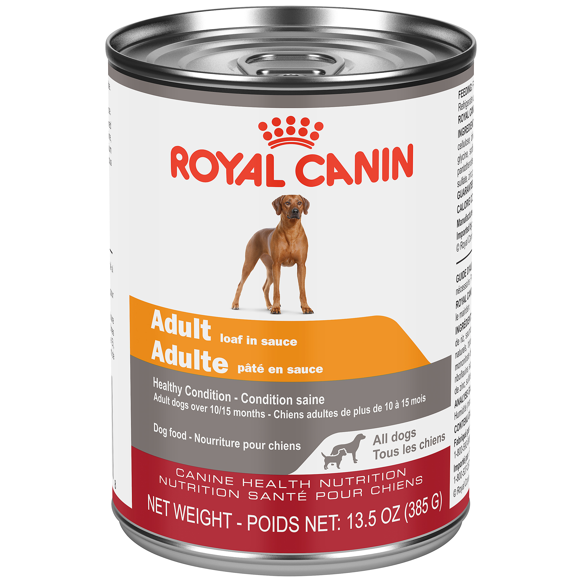 Adult Loaf Canned Dog Food