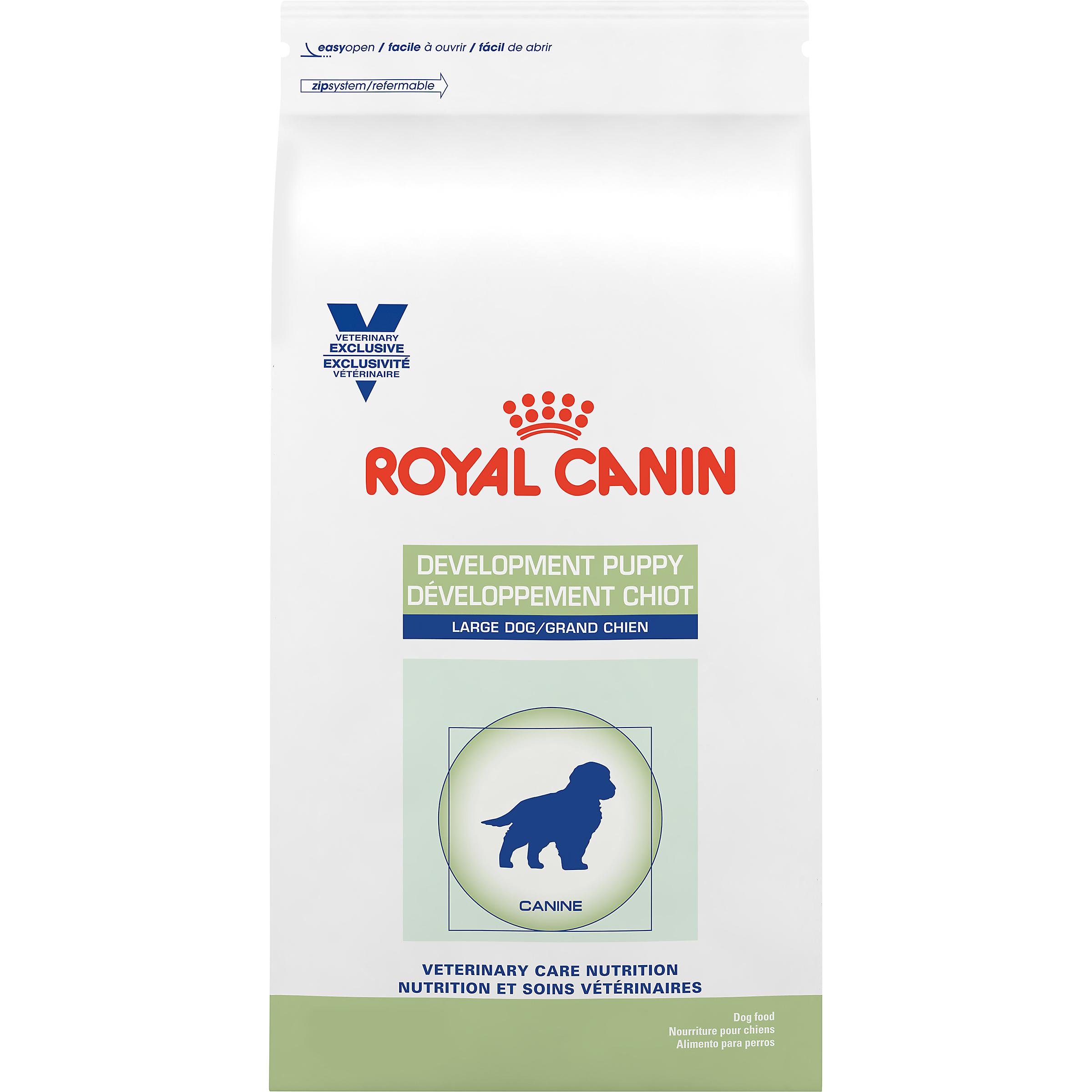 Canine Development Puppy Large Dog Dry Dog Food