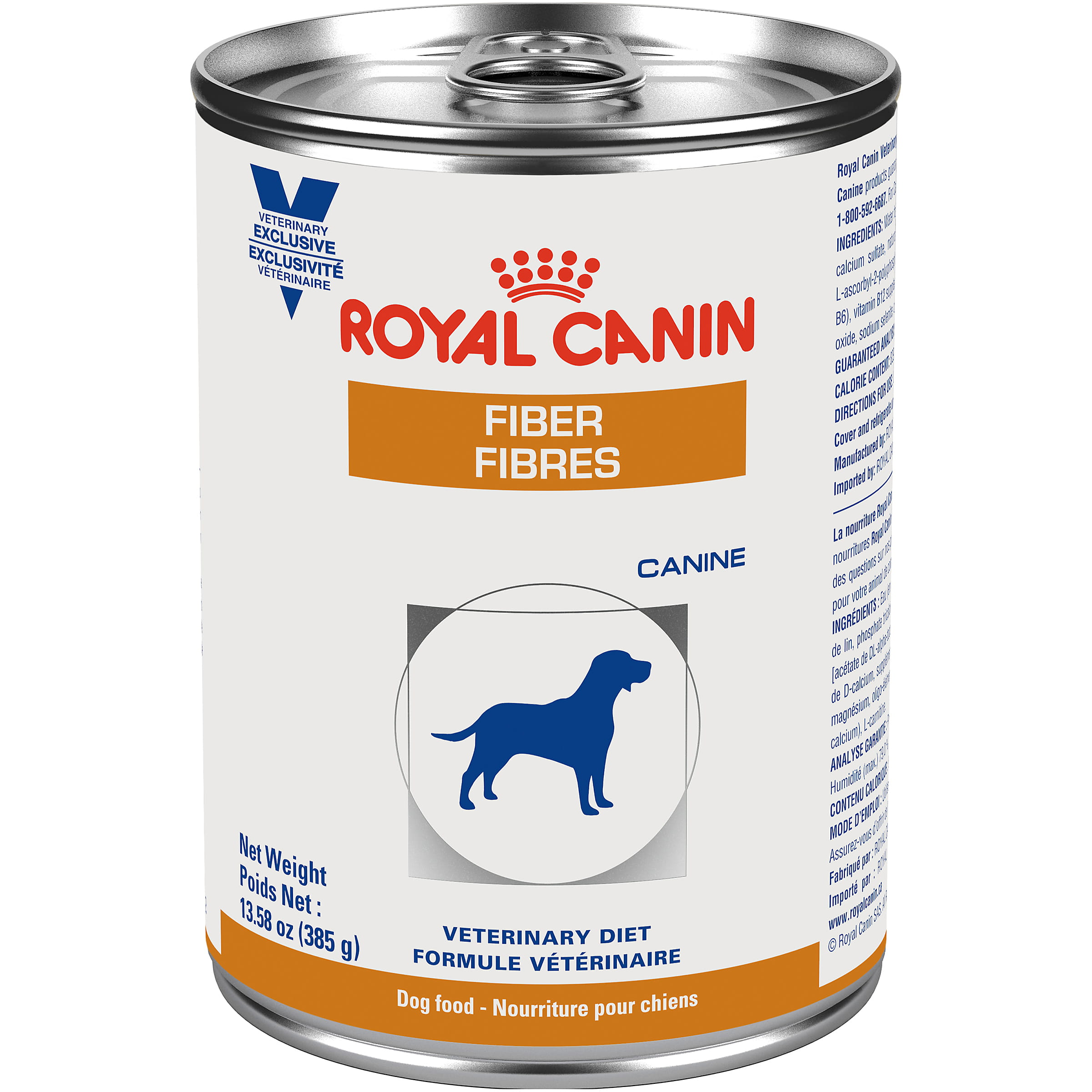 Canine Fiber Canned Dog Food