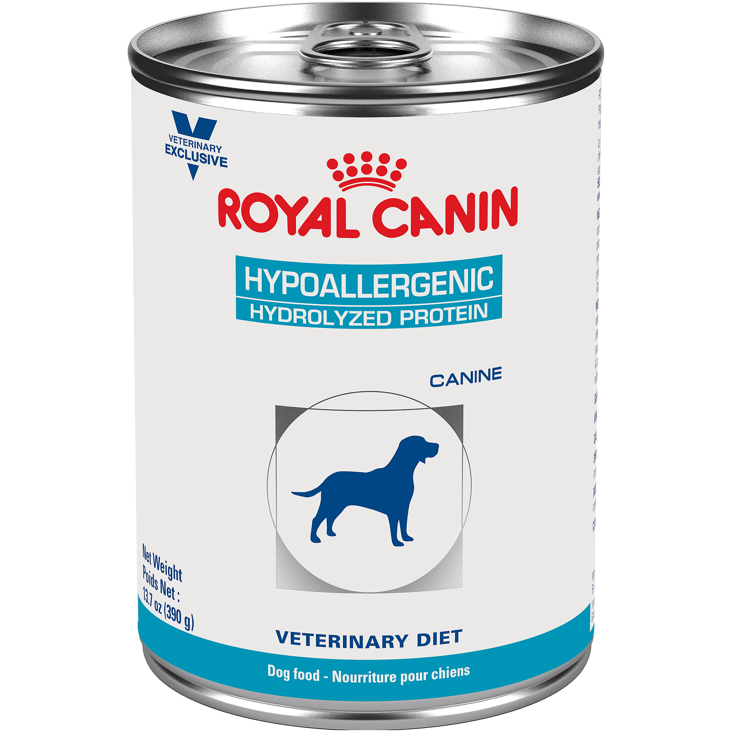 Royal Canin Veterinary Diet Canine Hypoallergenic Hydrolyzed Protein Canned Dog Food