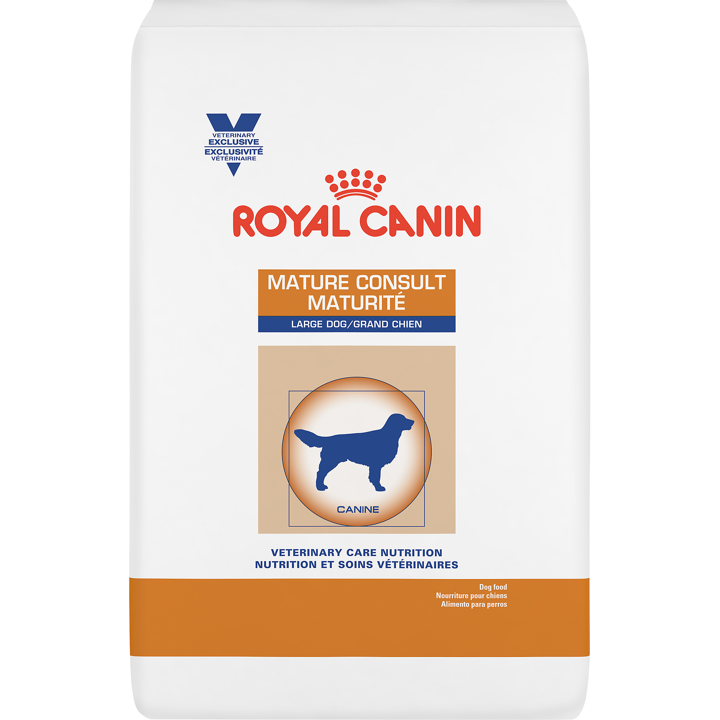 Royal Canin Veterinary Diet Canine Mature Consult Large Dog Dry Dog Food