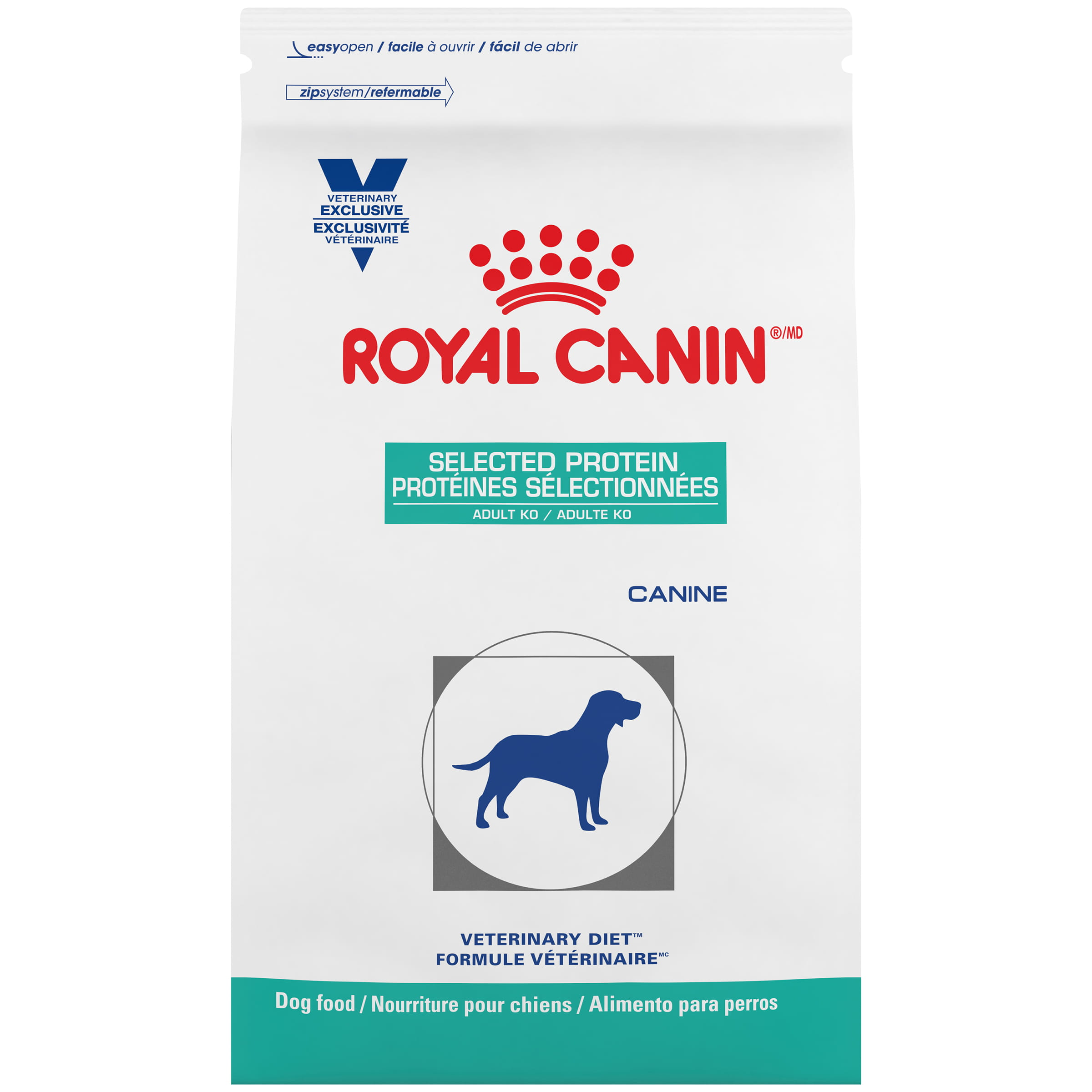 Royal Canin Veterinary Diet Canine Selected Protein Adult Ko Dry Dog Food