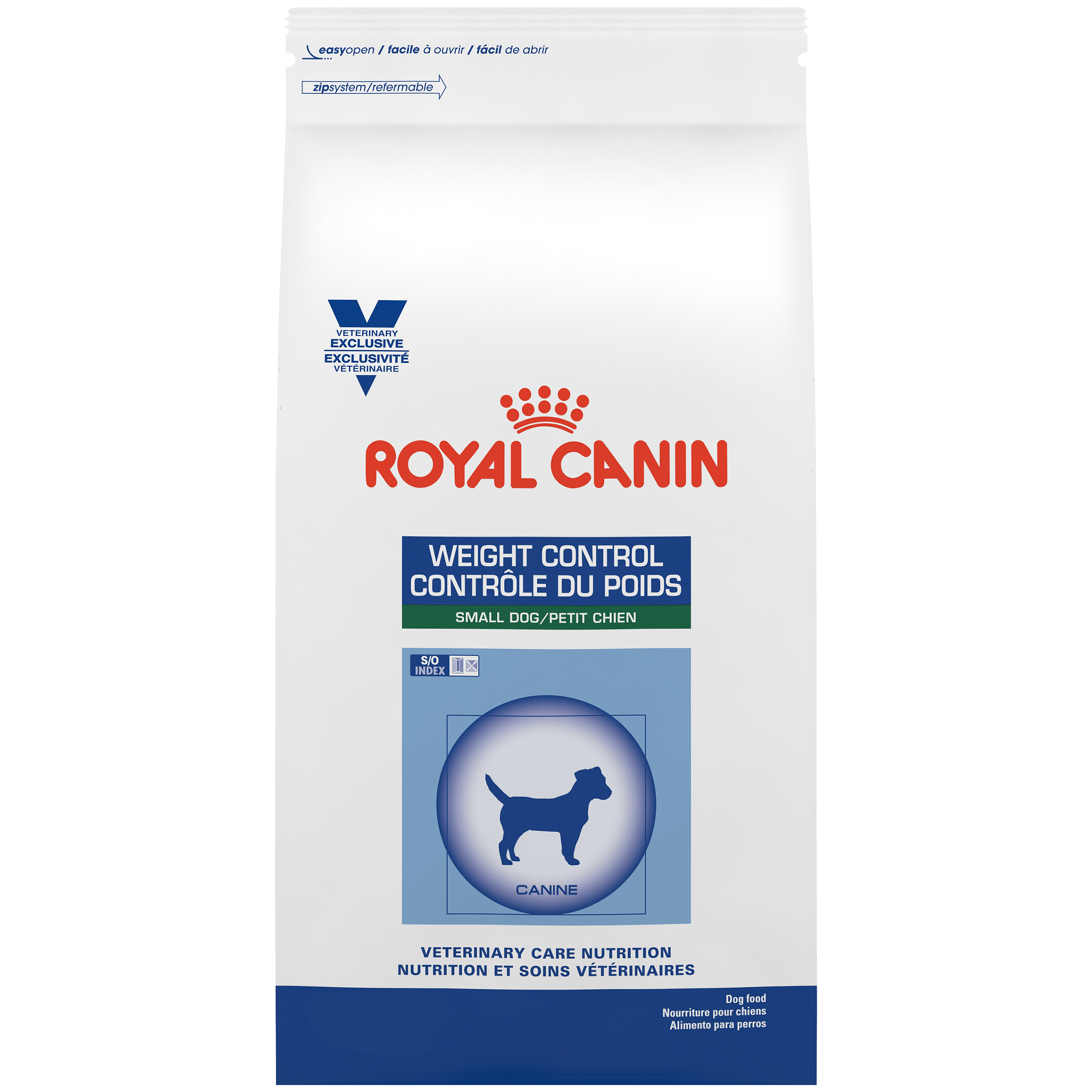 Royal Canin Veterinary Diet Canine Weight Control Small Dog  Dry Dog Food