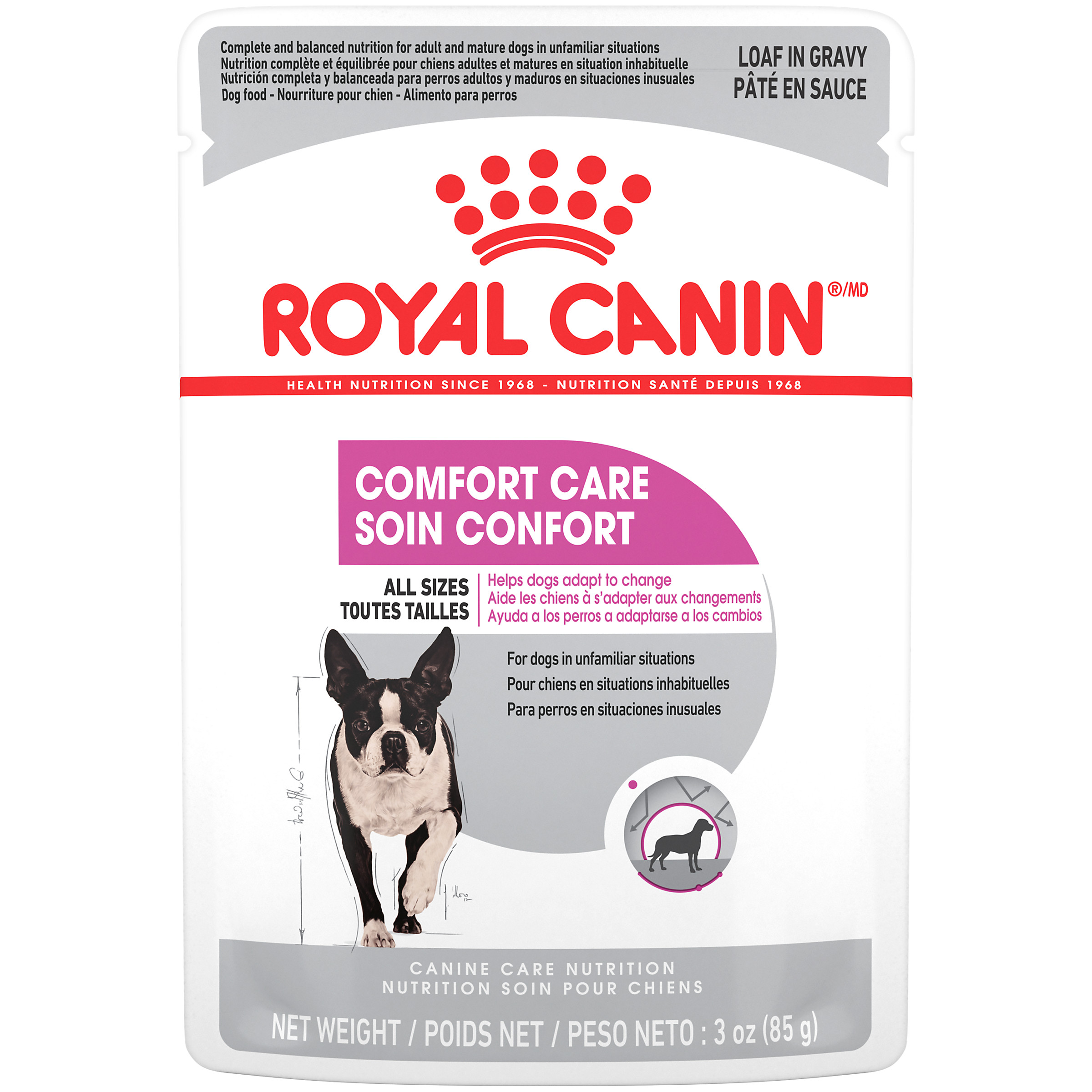Royal Canin Canine Care Nutrition Comfort Care Pouch Dog Food