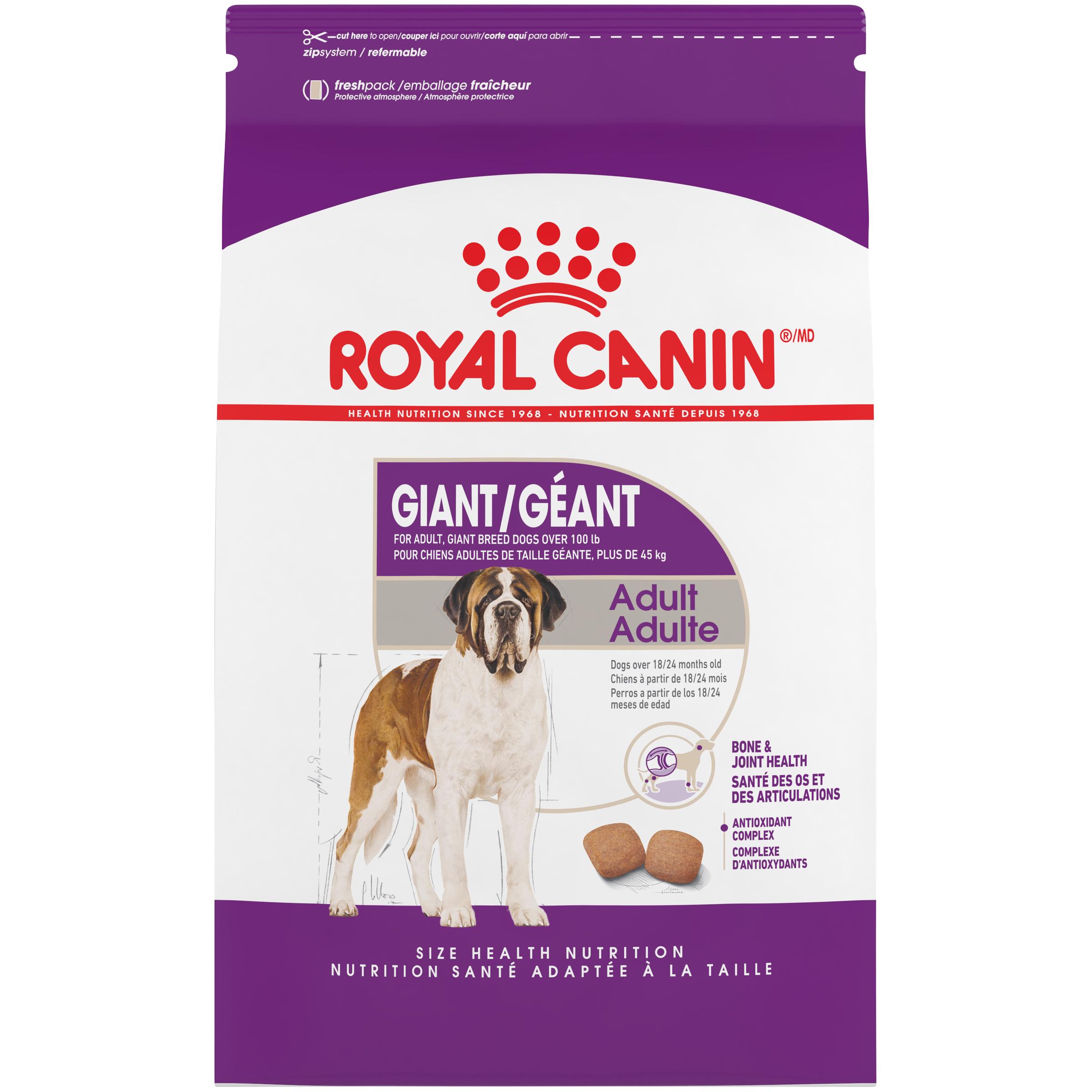 Giant Adult Dry Dog Food