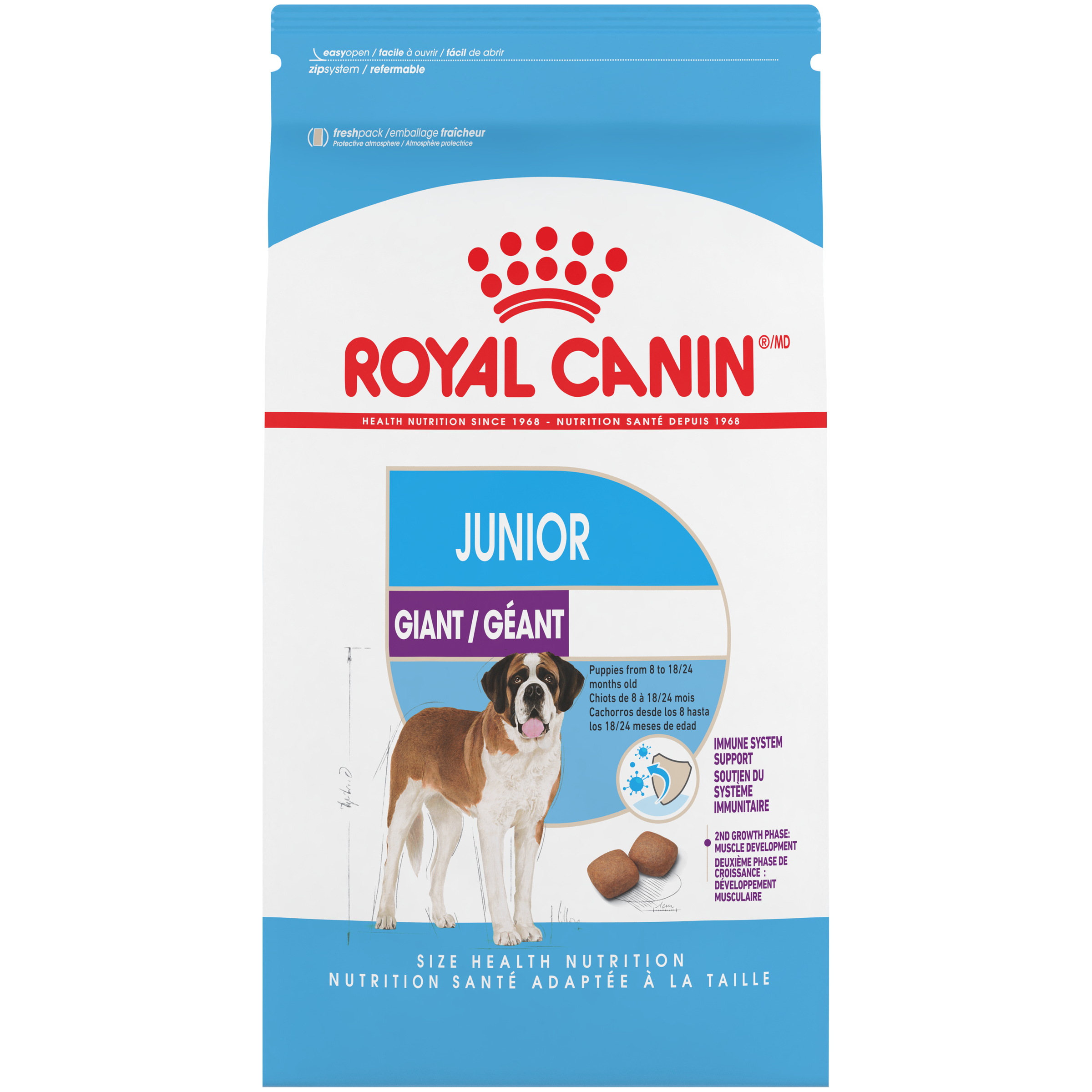 Giant Junior Dry Dog Food