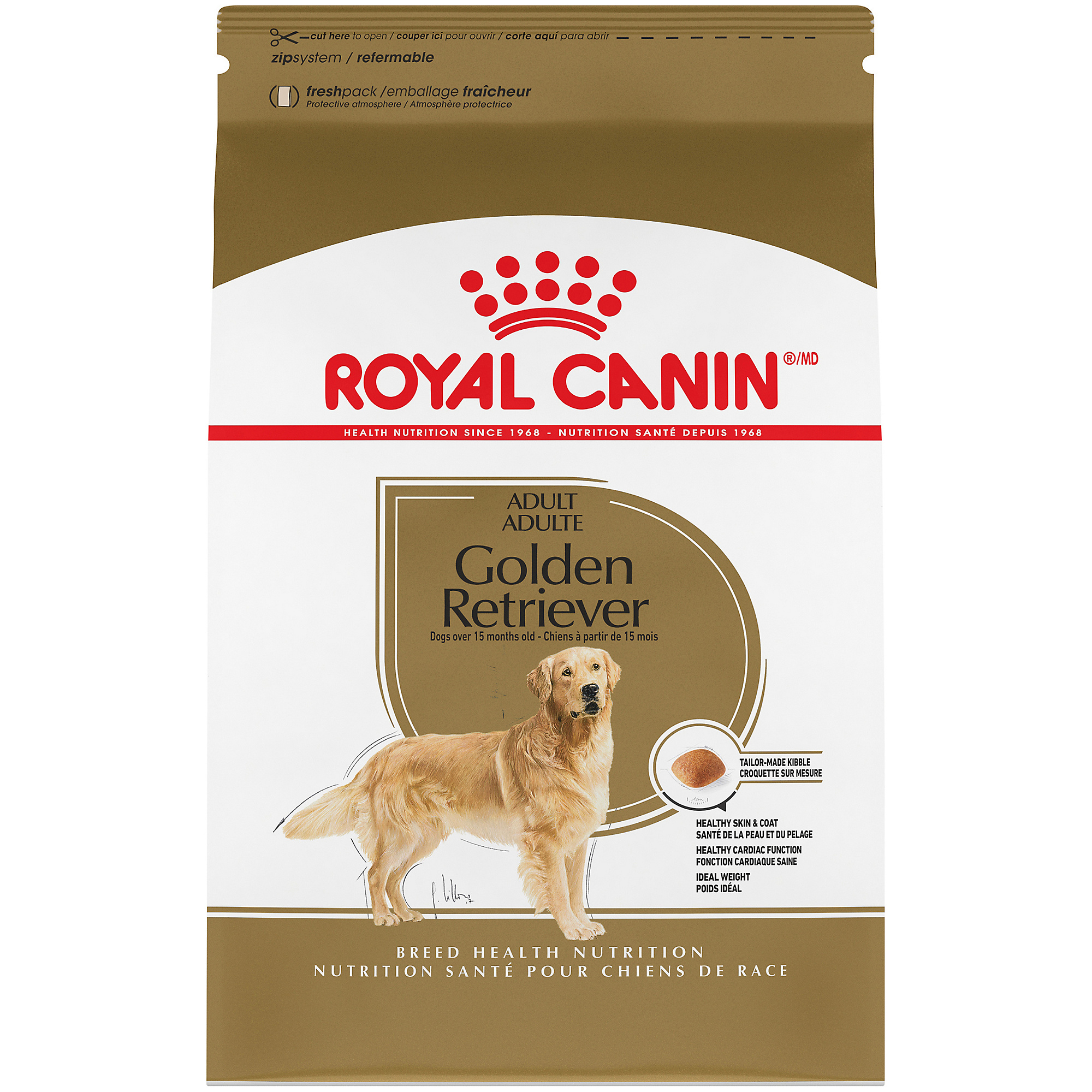 Golden Retriever Adult Dry Dog Food
