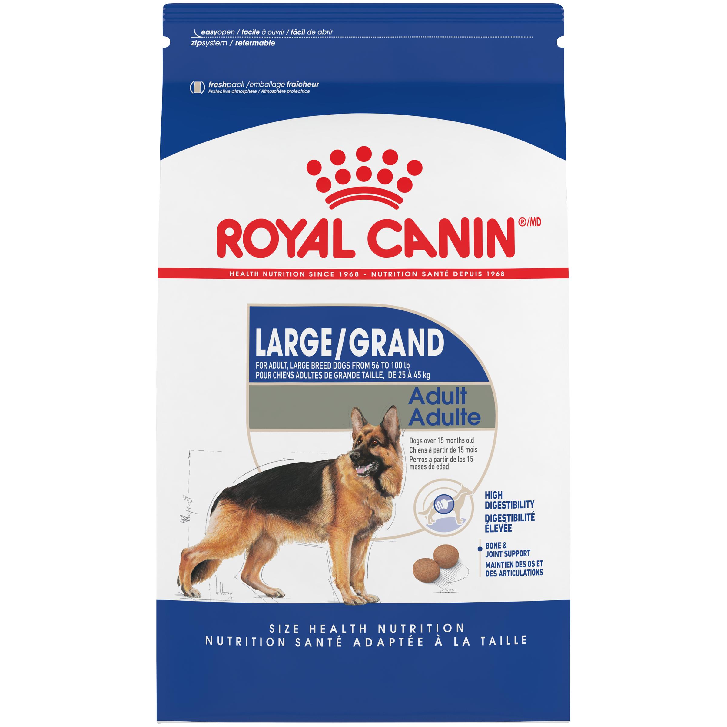Large Adult Dry Dog Food