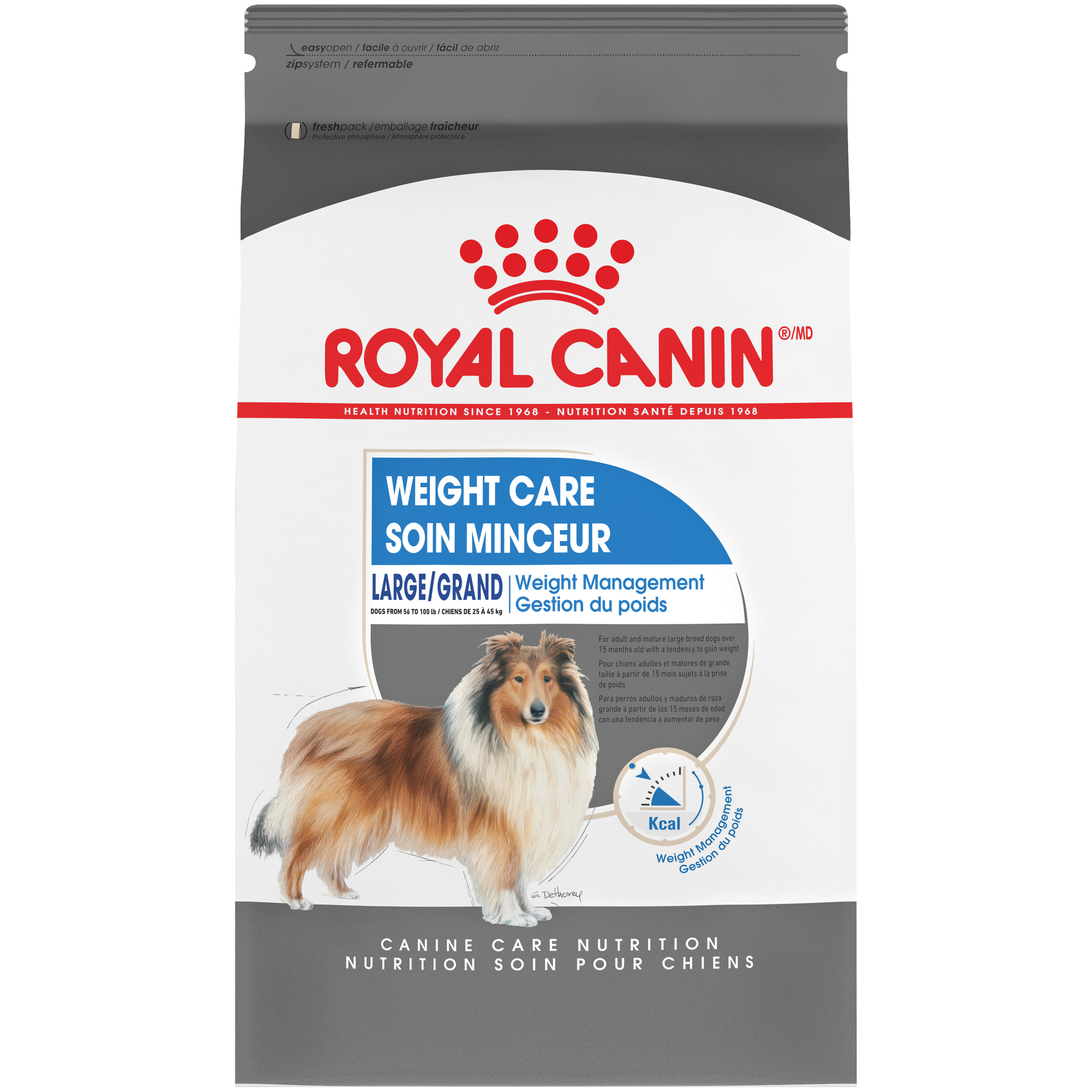 Large Weight Care Dry Dog Food