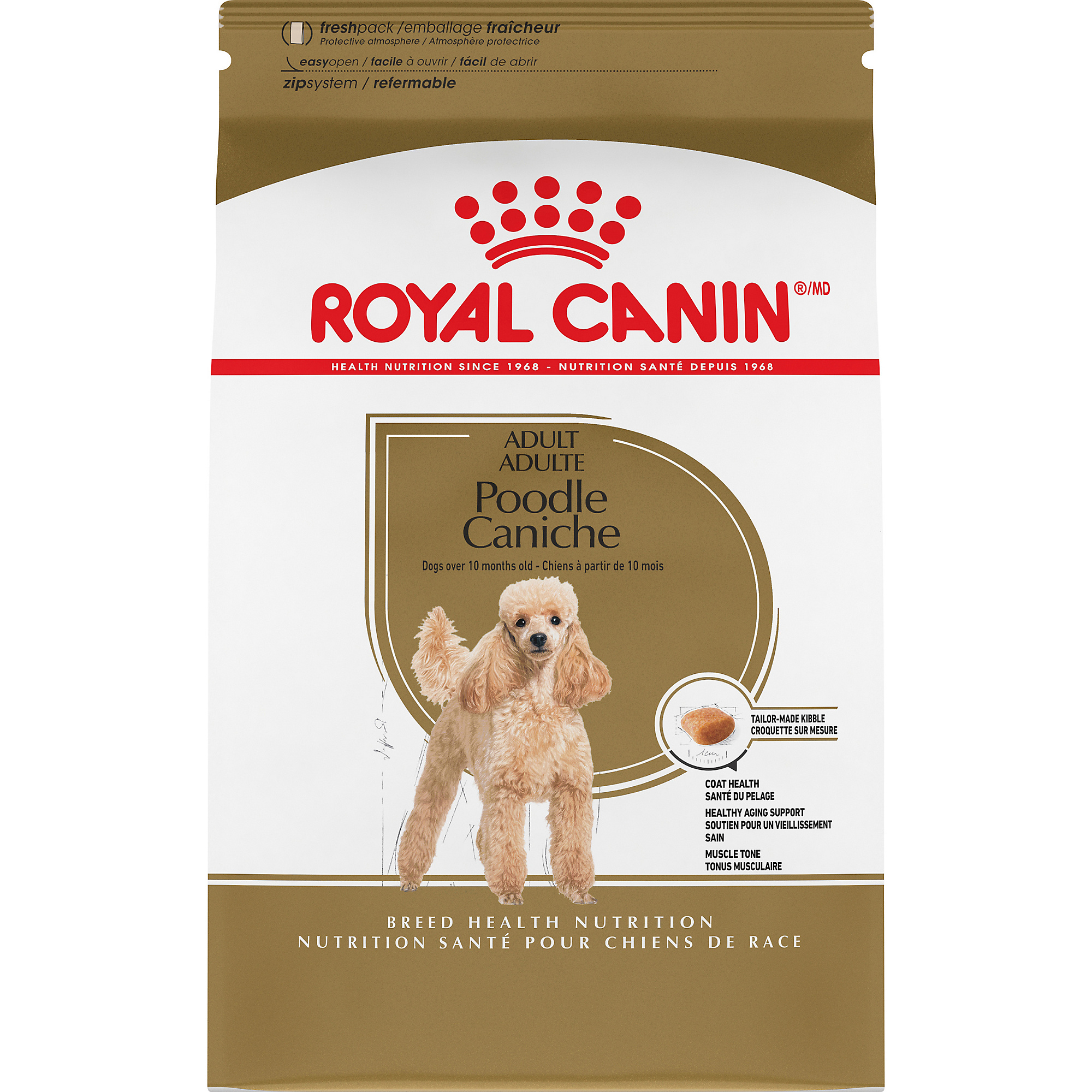 Poodle Puppy Dry Dog Food Royal Canin