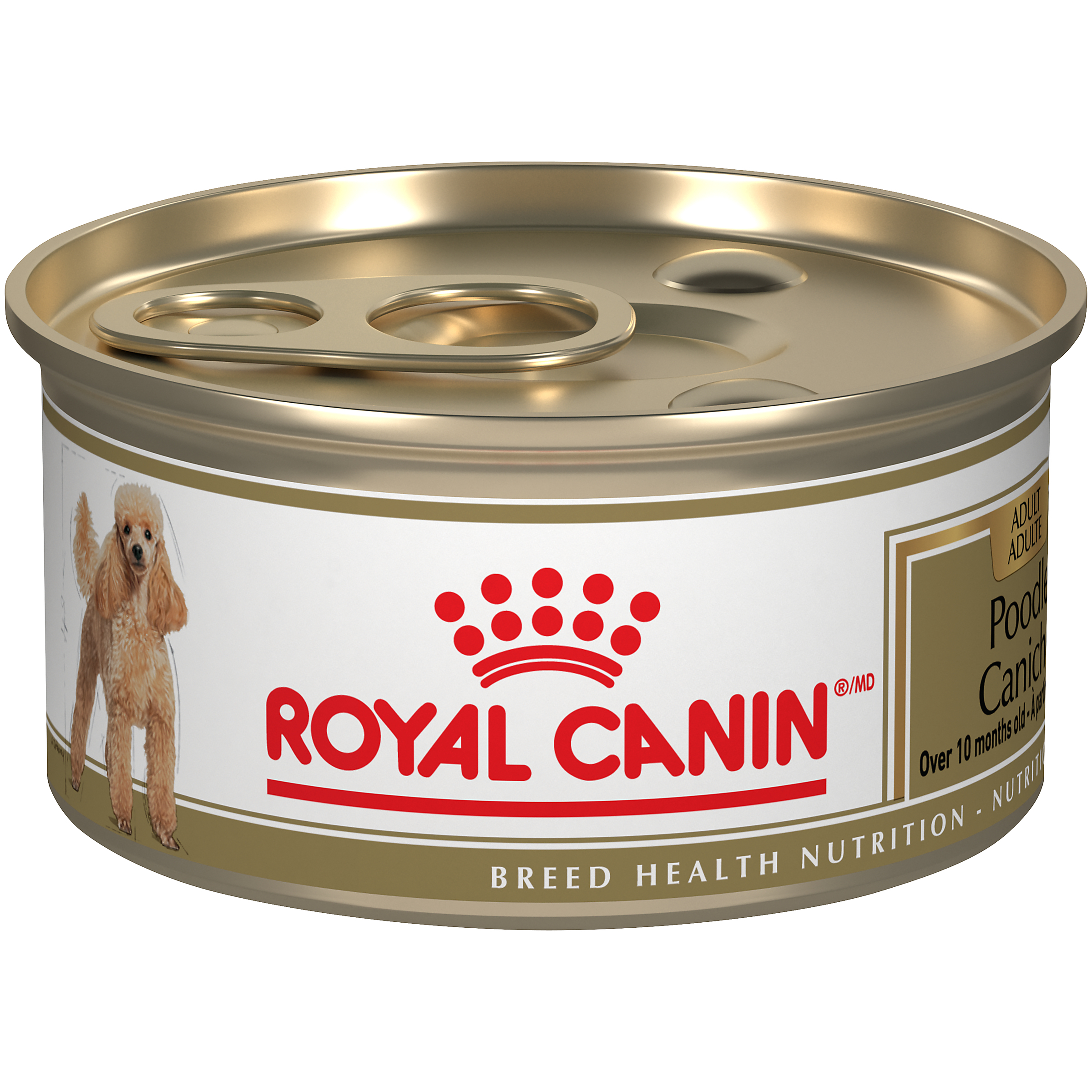 Royal Canin Breed Health Nutrition Poodle Loaf In Sauce Dog Food