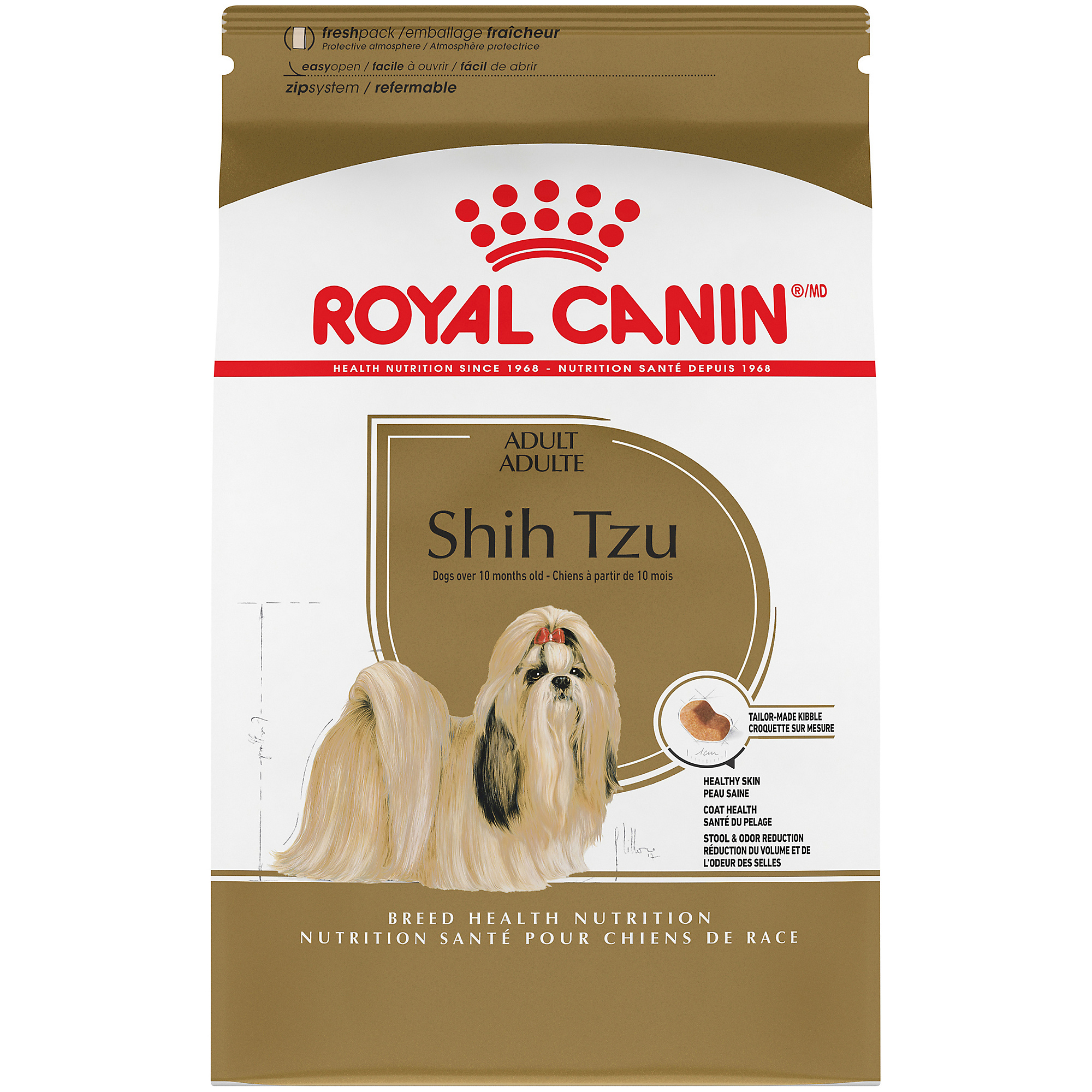 Shih Tzu Adult Dry Dog Food