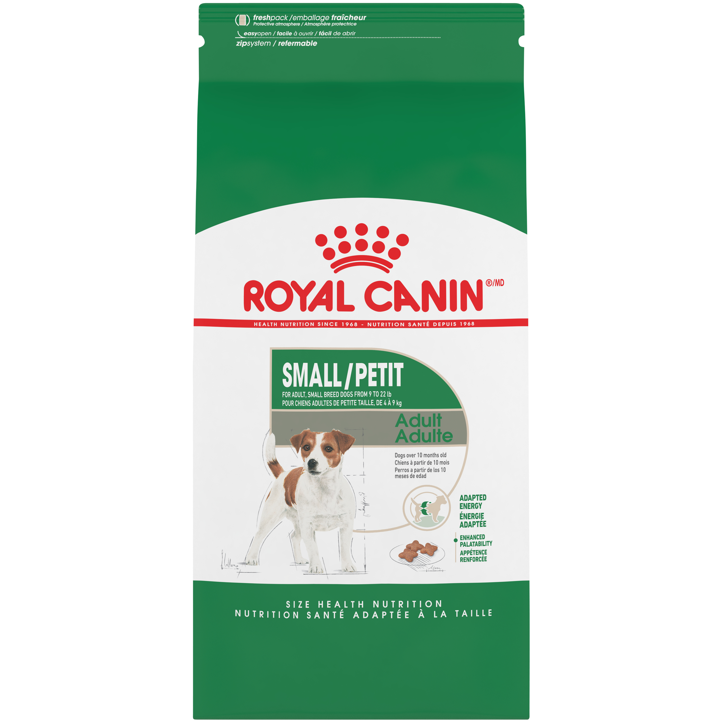 Small Adult Dry Dog Food