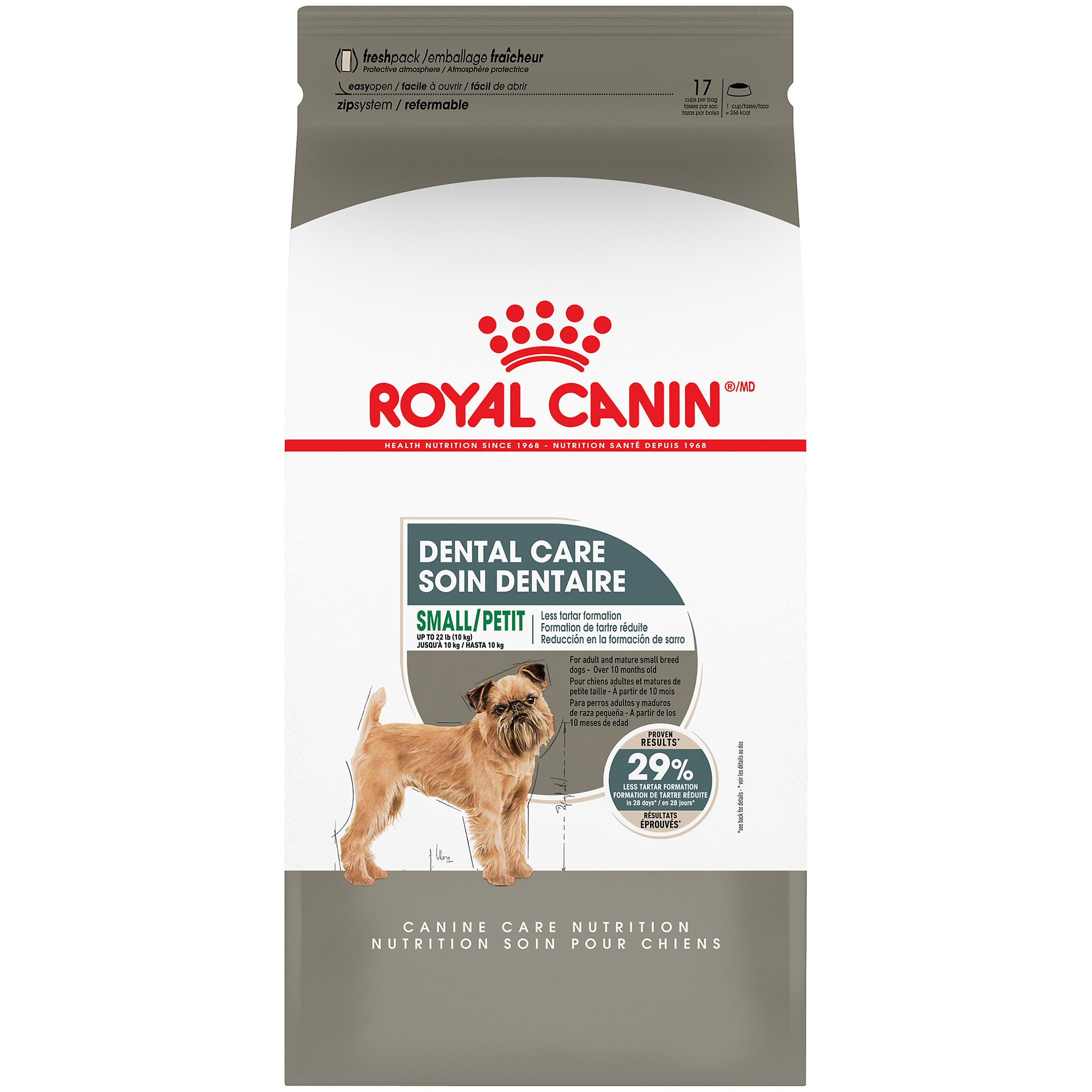 Royal Canin Canine Care Nutrition Small Dental Care Dry Dog Food