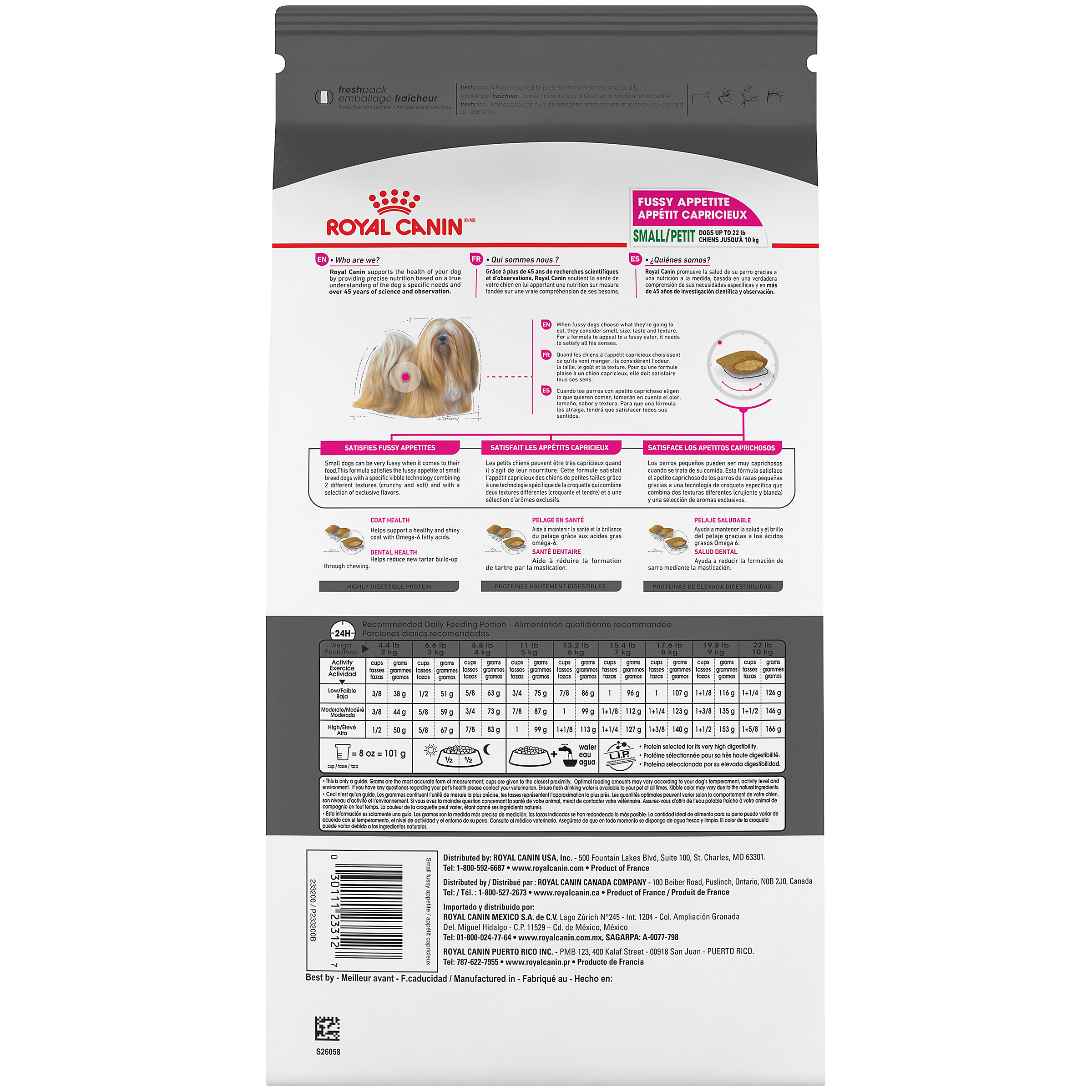 Royal Canin Canine Care Nutrition Small Fussy Appetite Dry Dog Food
