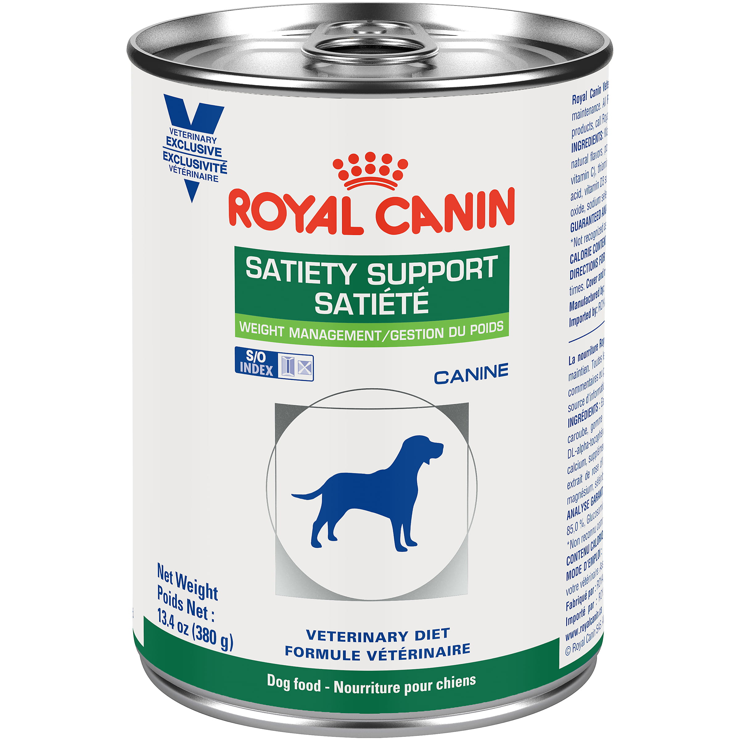 Royal Canin Veterinary Diet Canine Satiety Support Weight Management Canned Dog Food