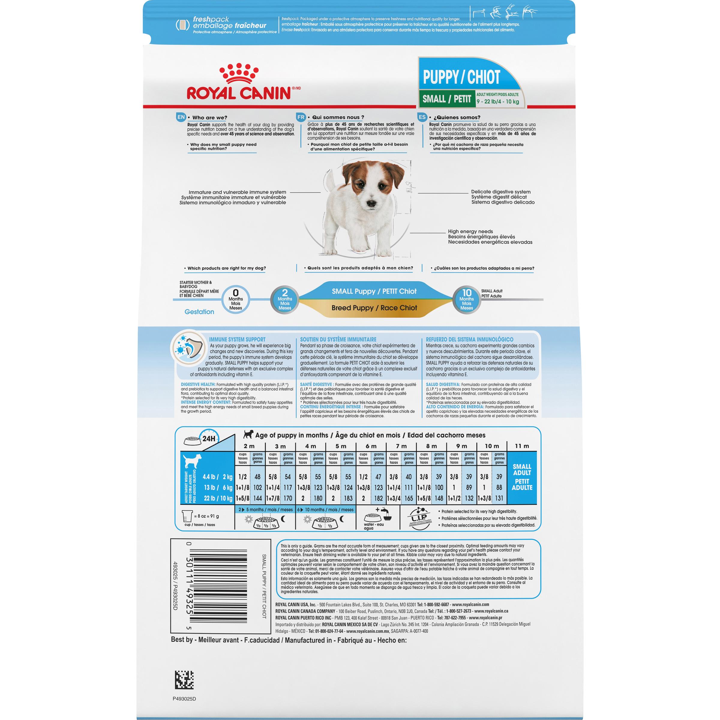 Petit Chiot Nourriture Sèche Pour Chiots Royal Canin