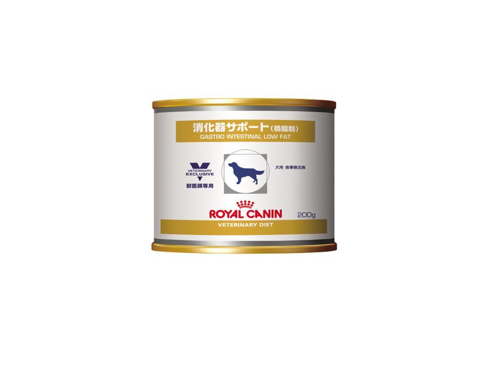 消化器サポート(低脂肪) ウェット 缶