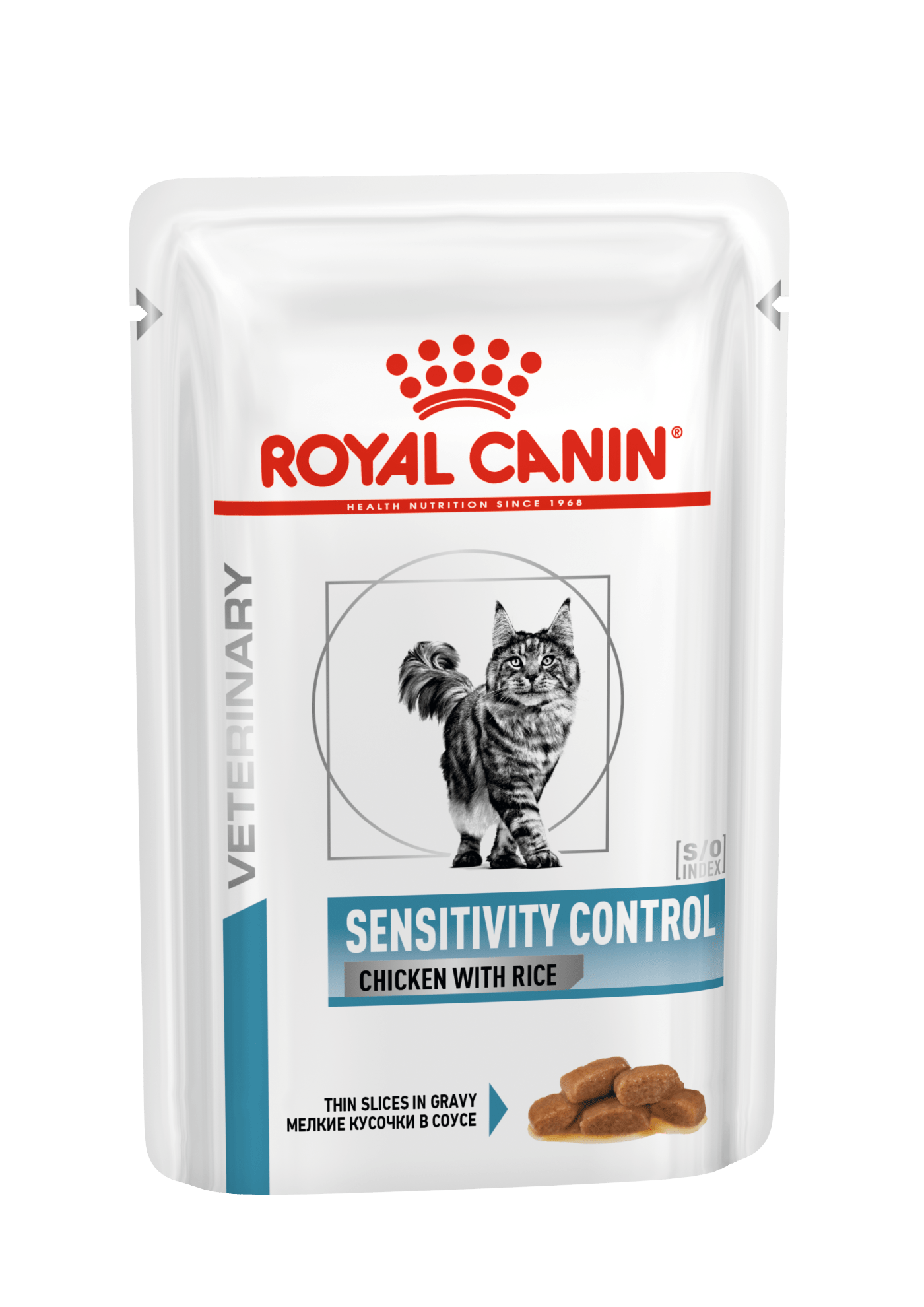 Feline Sensitivity Control (Chicken & Rice)