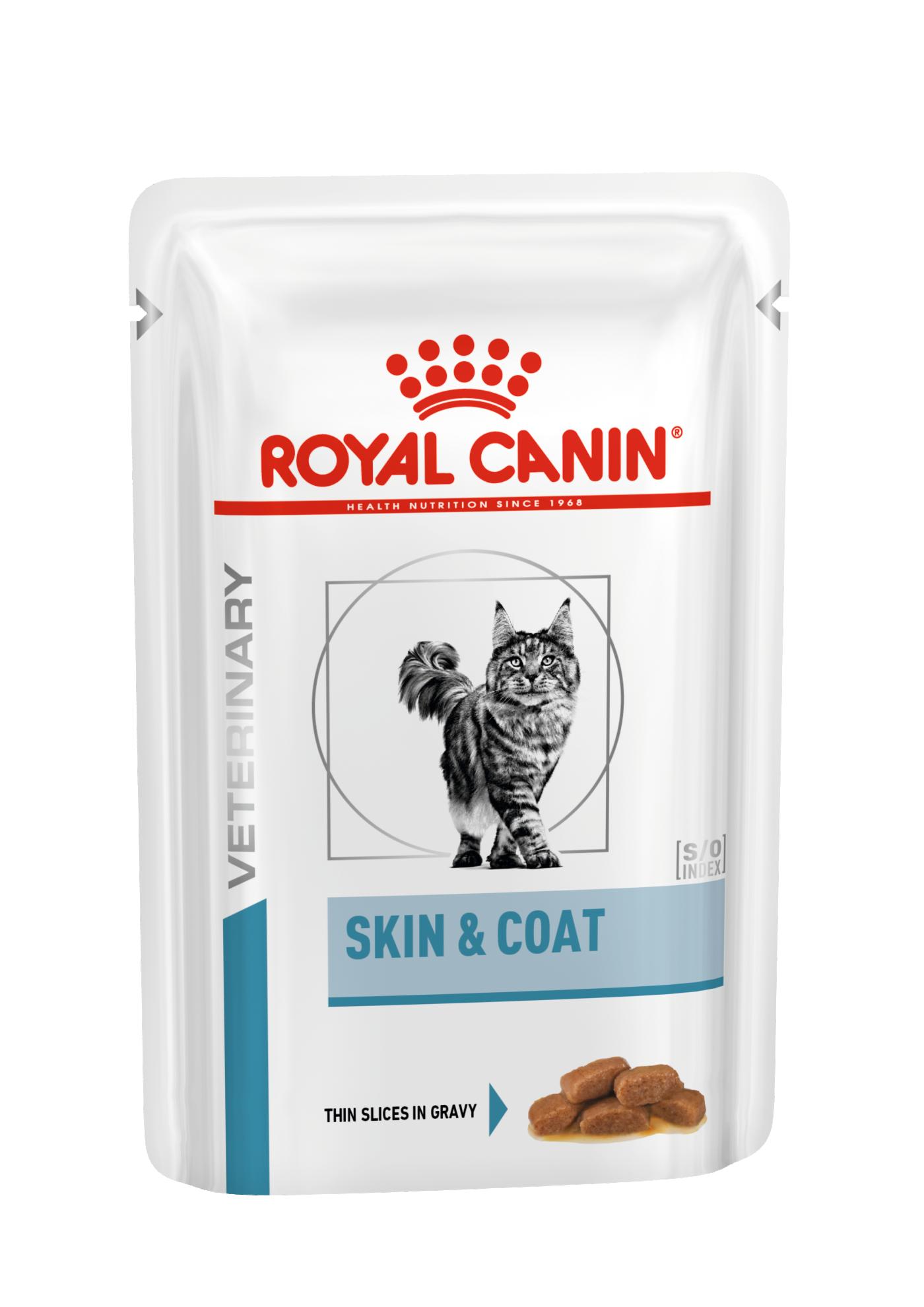 Feline Skin & Coat (wet)