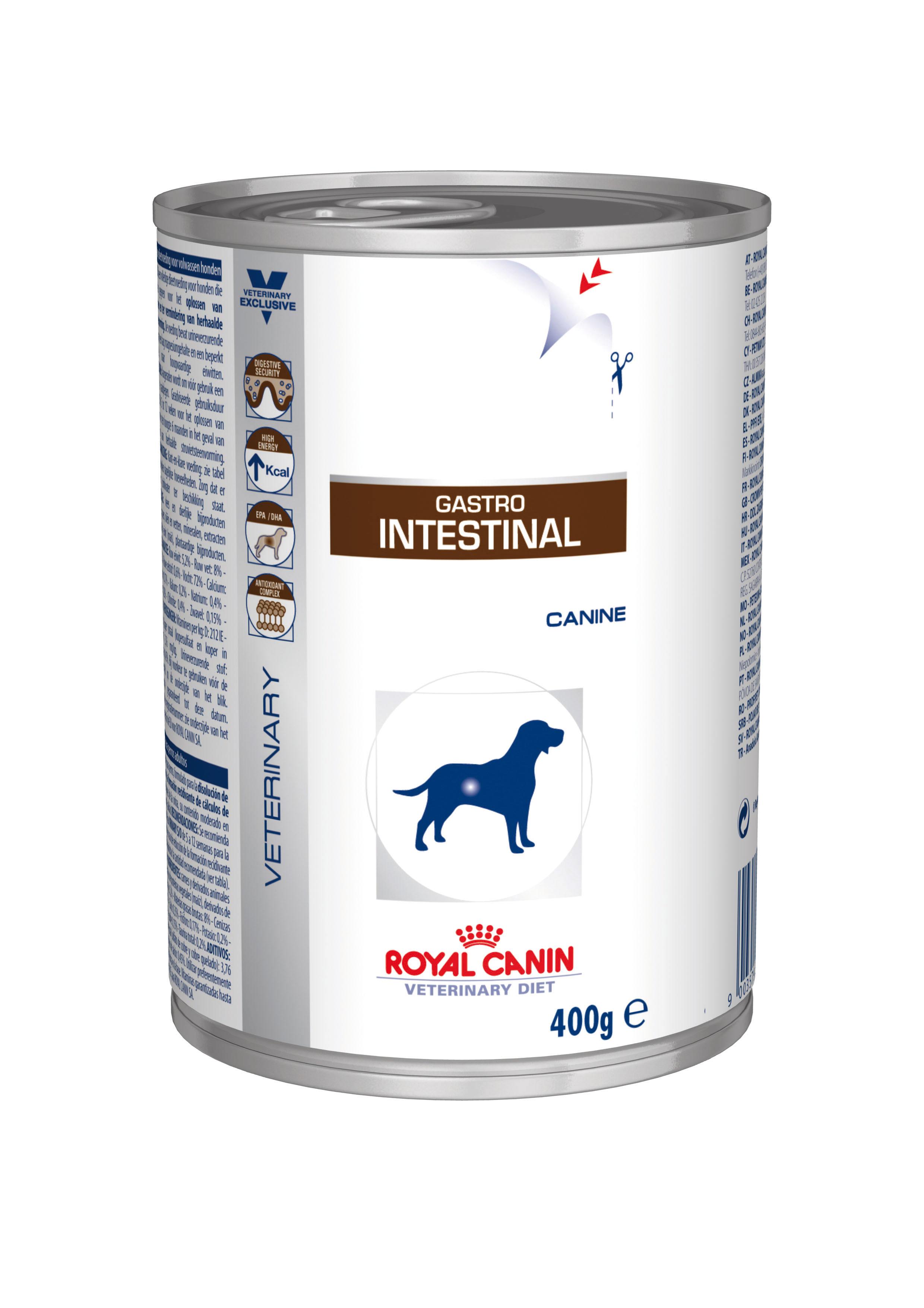 Canine Gasto Intestinal Wet