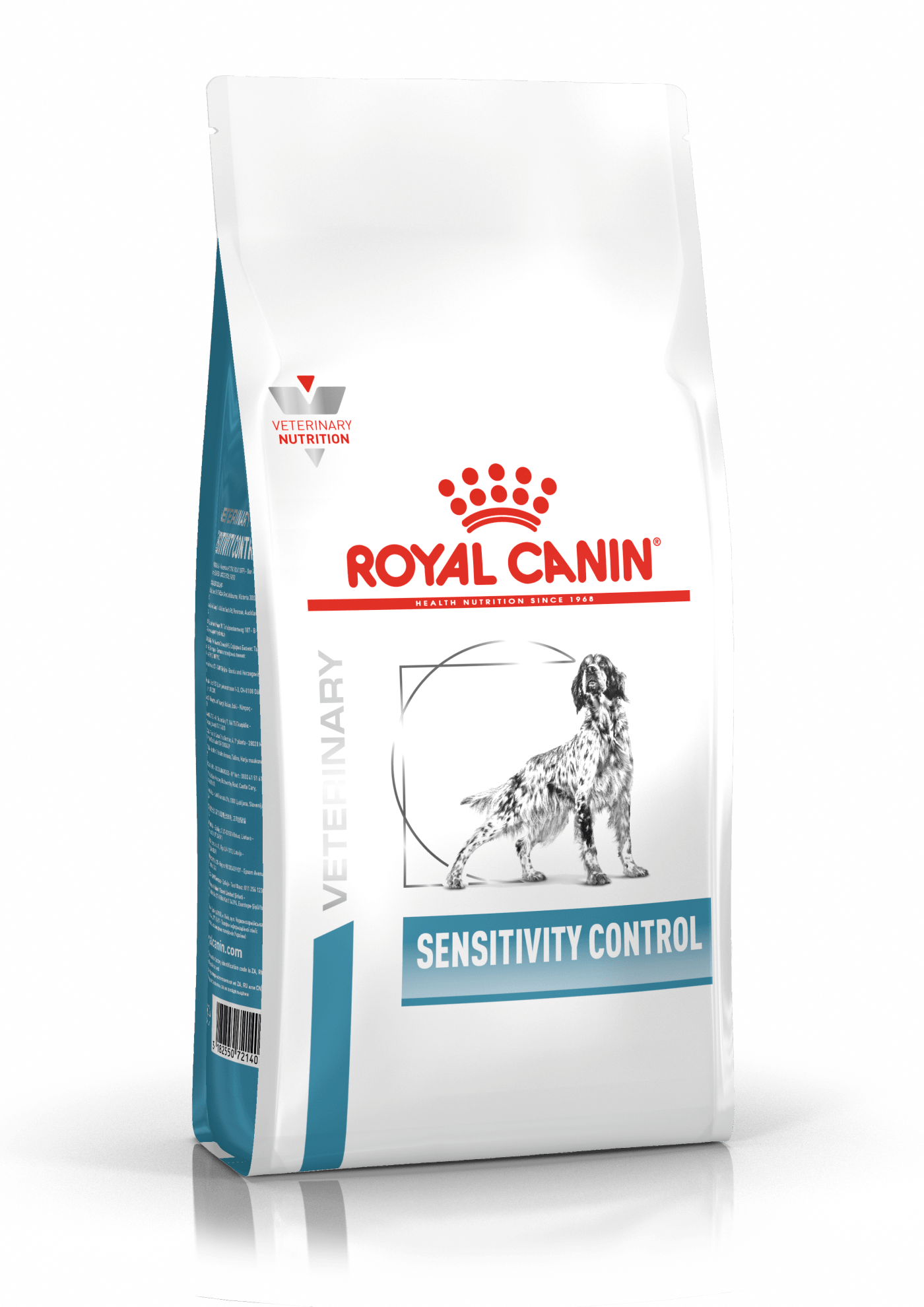 Canine Sensitivity Control