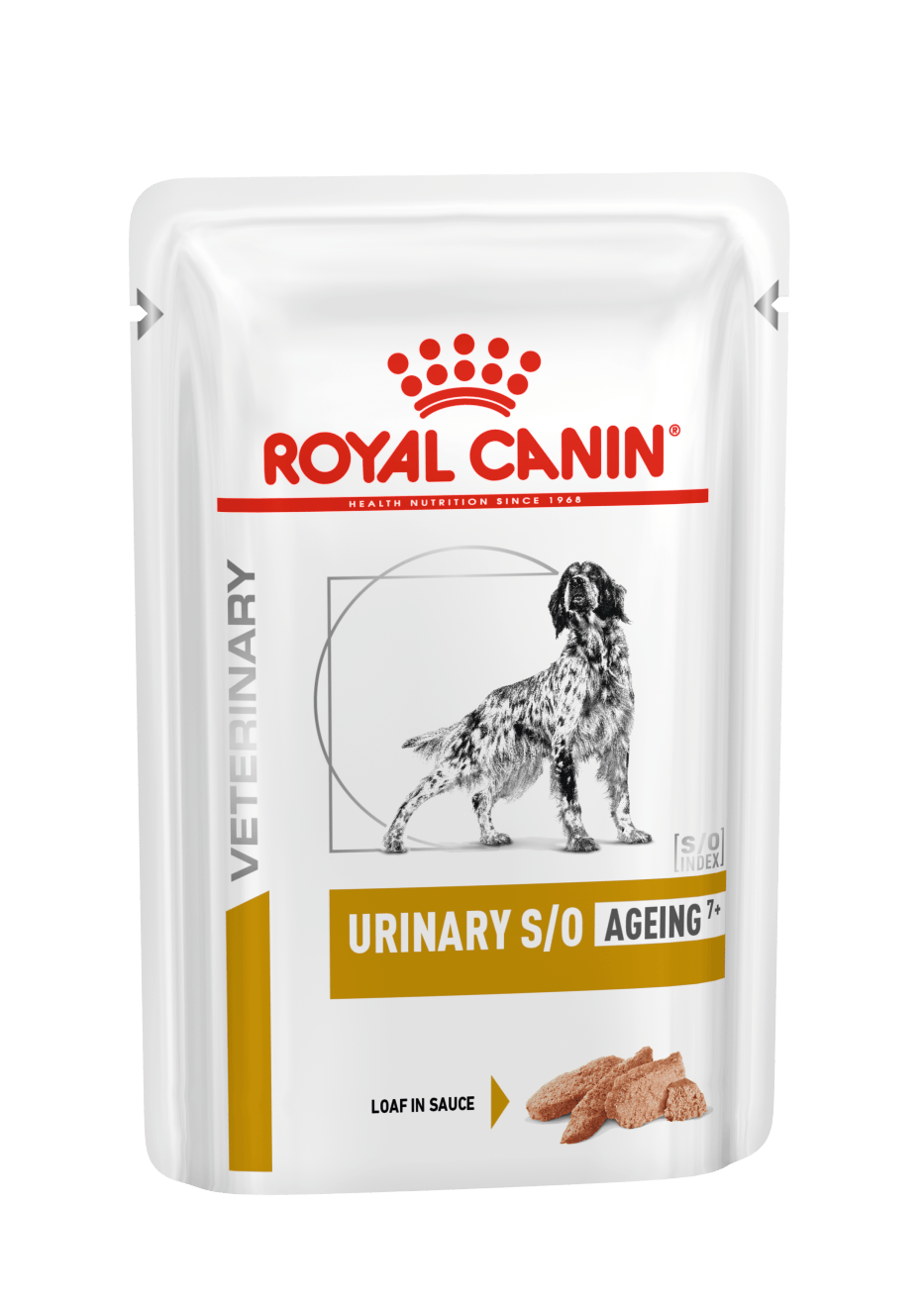 Canine Urinary S/O Ageing 7+ Loaf