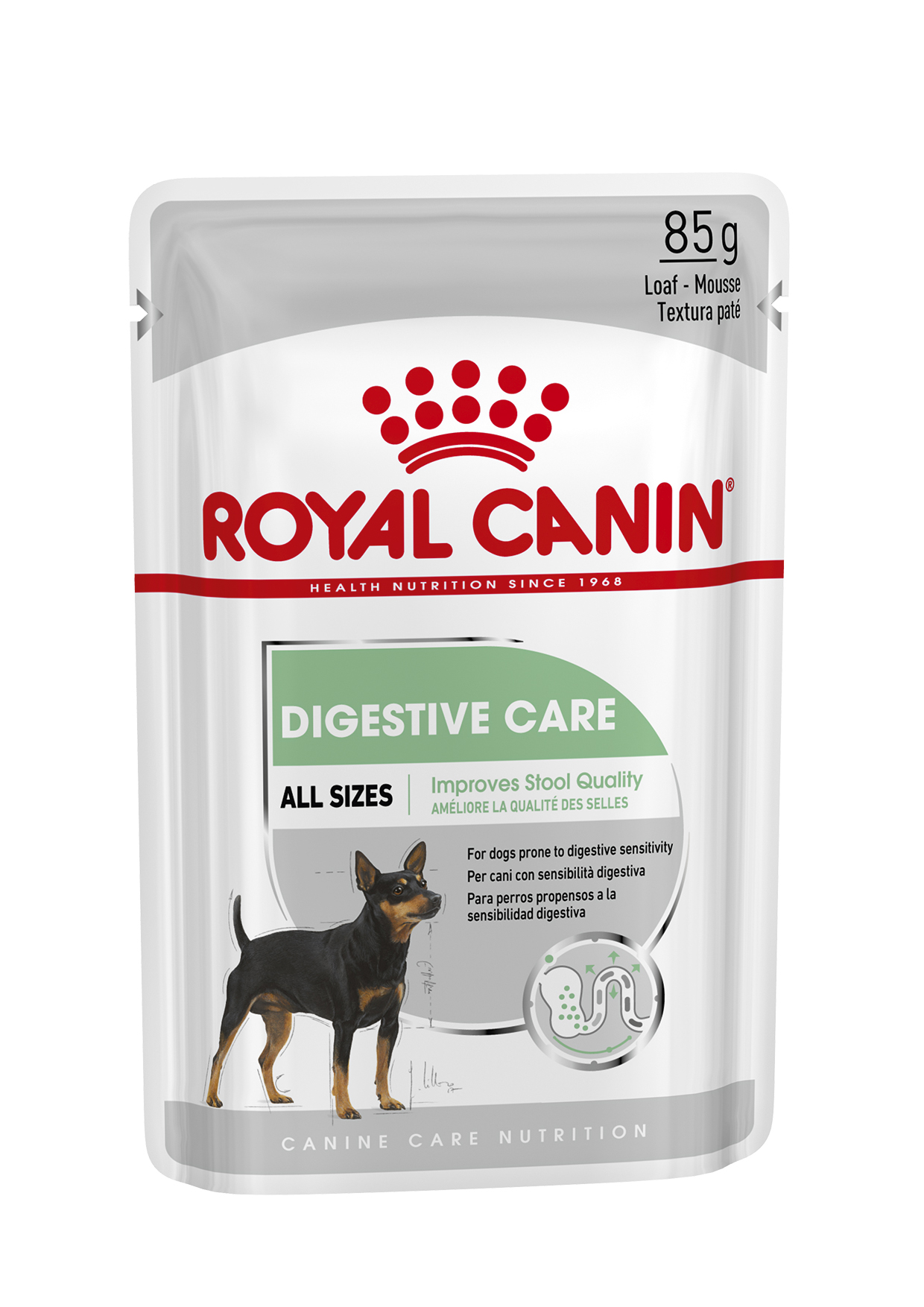Digestive Care Wet Pouches