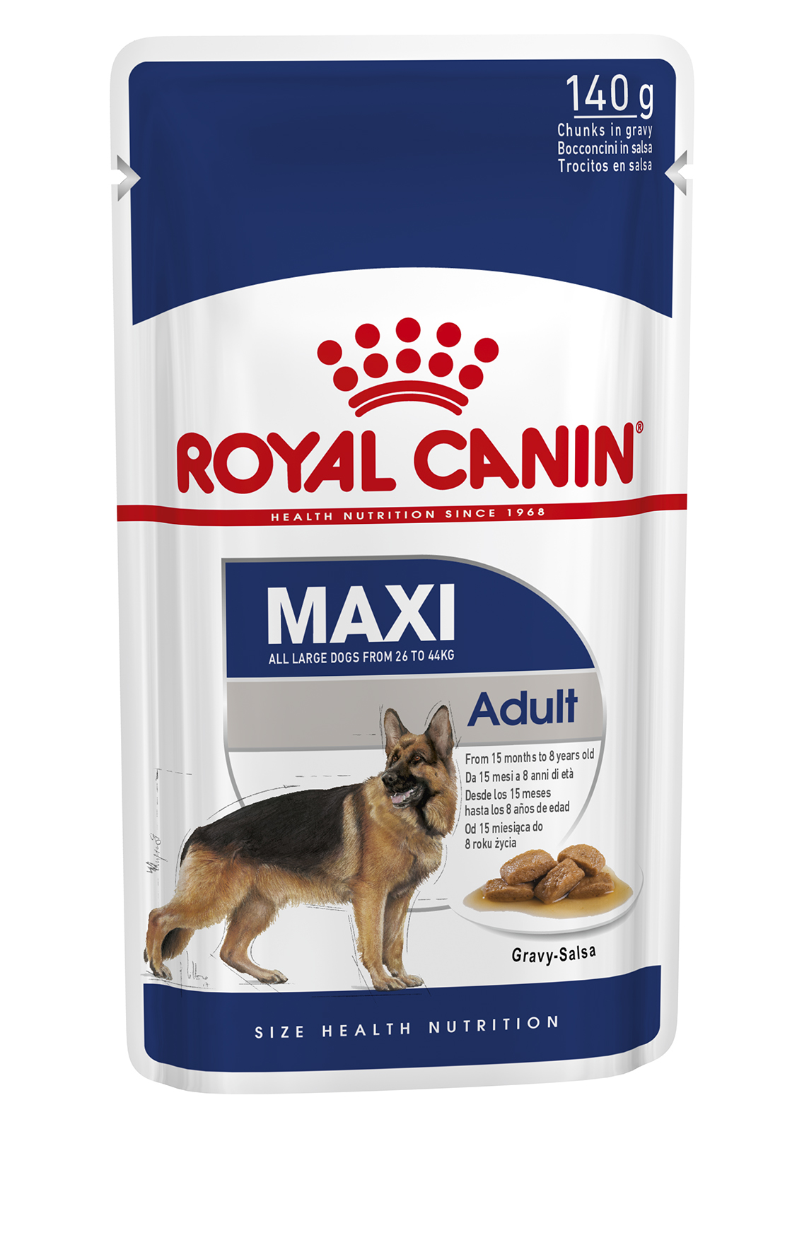 Maxi Adult (in gravy)