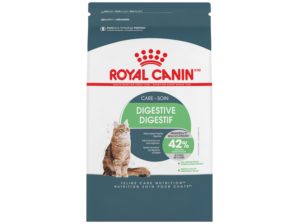 Digestive Care Dry Cat Food