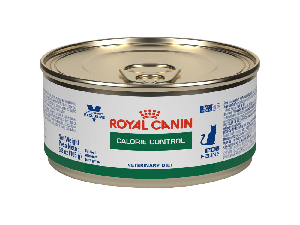 Royal Canin Veterinary Diet Feline Calorie Control Canned Cat Food