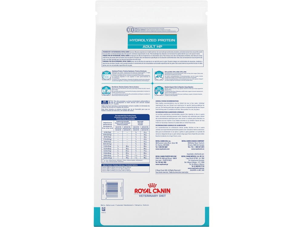 Royal Canin Veterinary Diet Feline Hydrolyzed Protein Adult HP Dry Cat Food