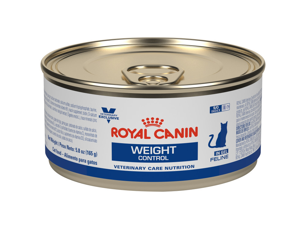 Royal Canin Veterinary Care Nutrition Feline Weight Control Canned Cat Food