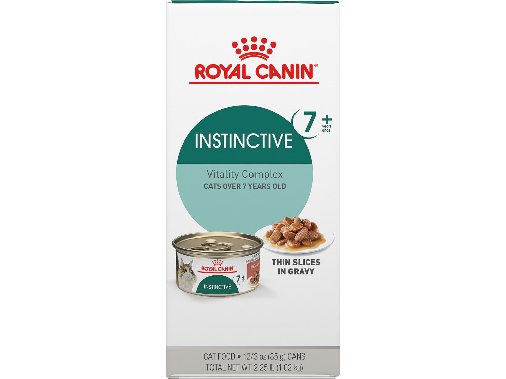 Royal Canin Feline Health Nutrition Instinctive 7+ Canned Cat Food