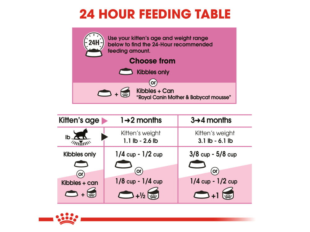 Mother & Babycat Dry Cat Food - Royal Canin