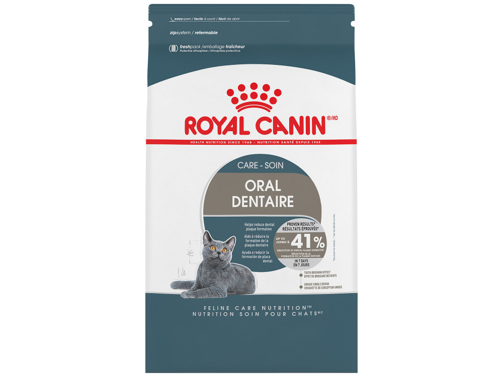 Royal Canin Puppy Food >> Oral Care Dry Cat Food - Royal Canin