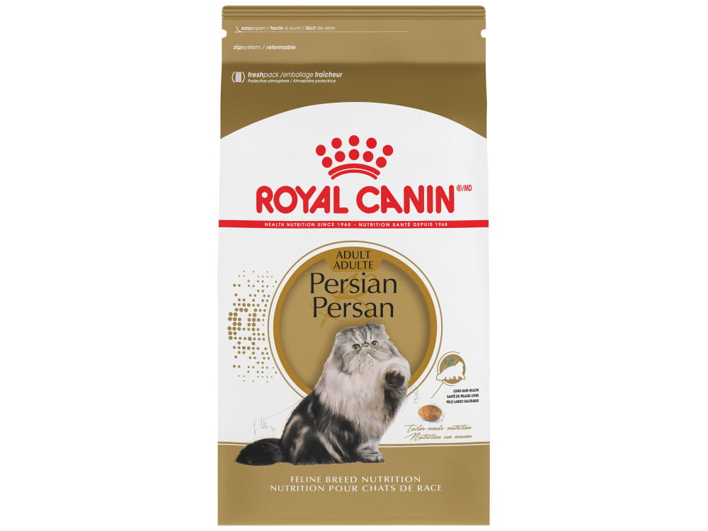Persian Adult Dry Cat Food