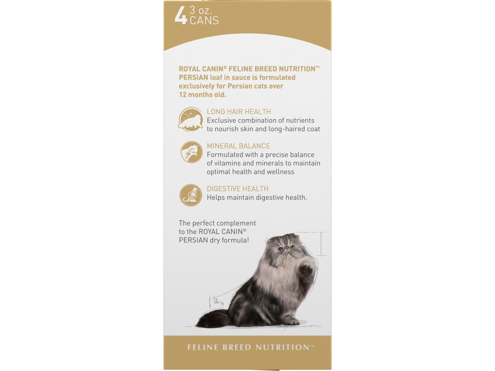Royal Canin Feline Breed Nutrition Persian Adult Canned Cat Food