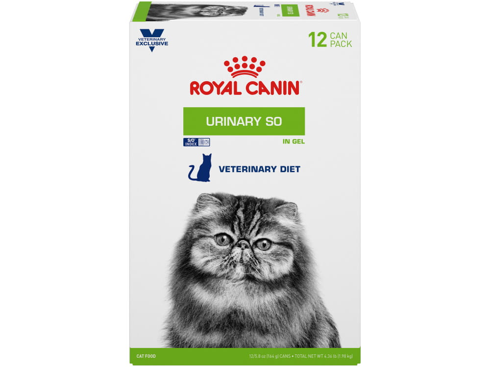 Feline Urinary So 174 In Gel Canned Cat Food Royal Canin
