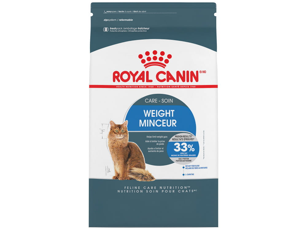 Weight Care Dry Cat Food