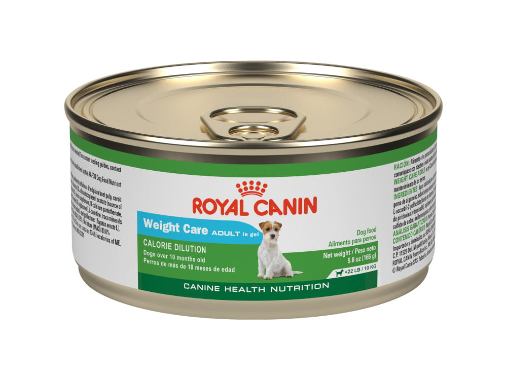 Royal Canin Canine Health Nutrition Adult Weight Care Canned Dog Food